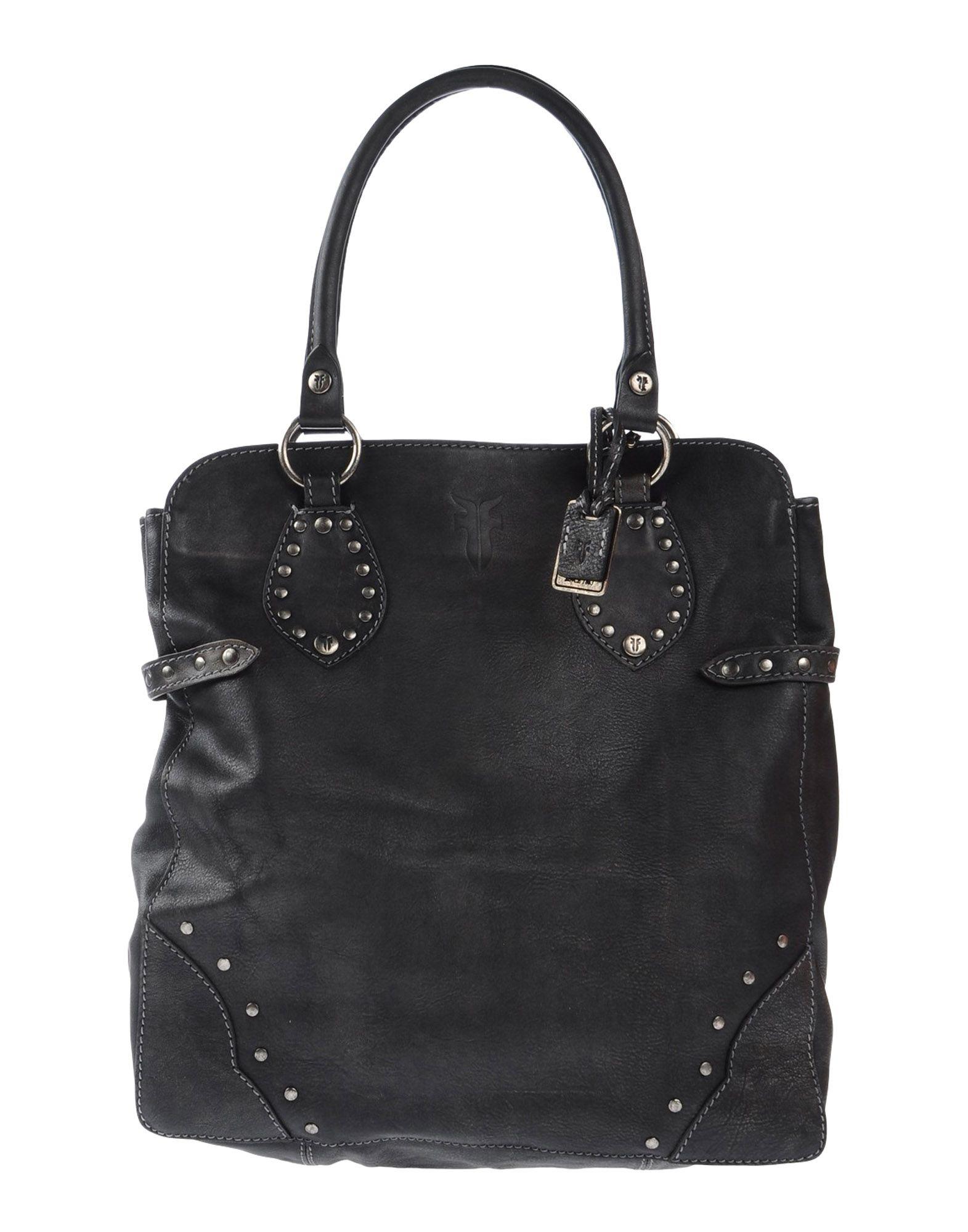 Lyst Frye Handbag In Black