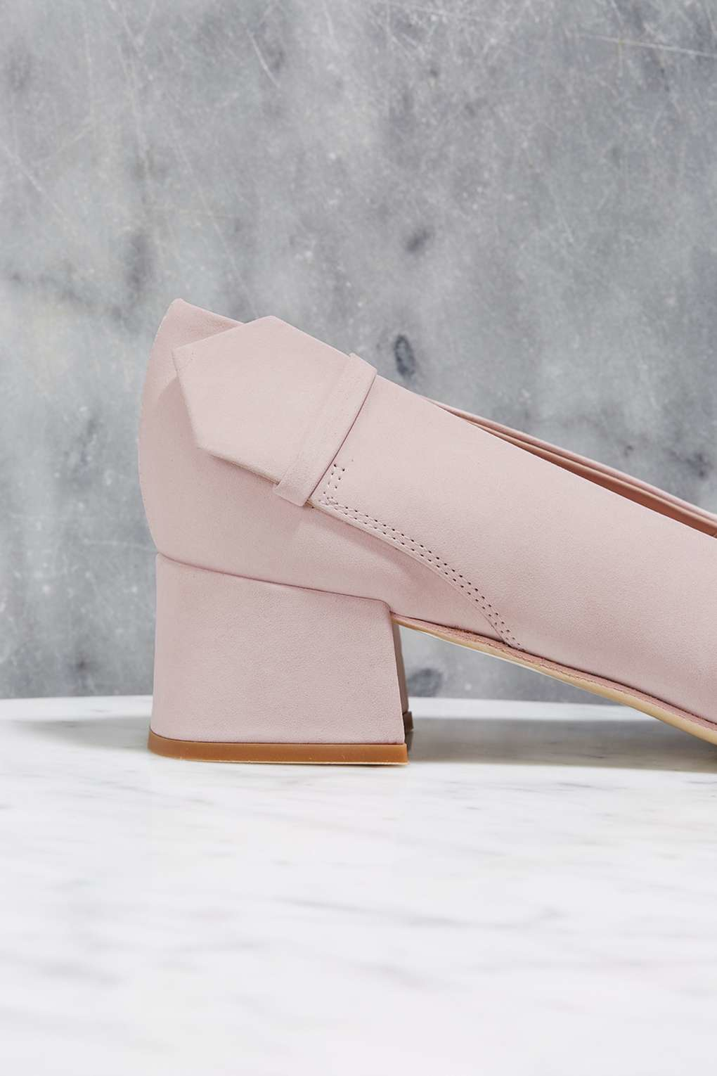 topshop the suede court by boutique in pink lyst
