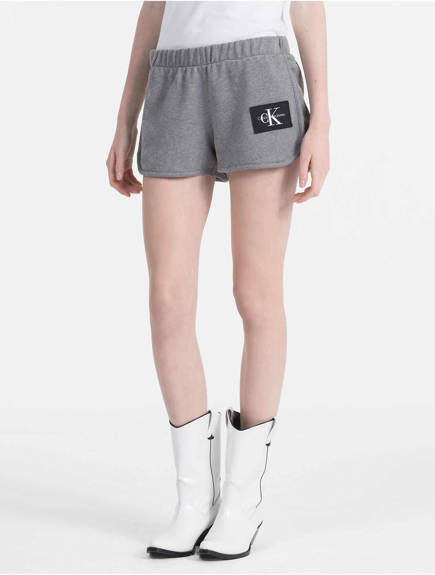 Sale Sast Calvin Klein LOGO BAND COTTON SWEAT SHORTS Popular Cheap Excellent Online pougU