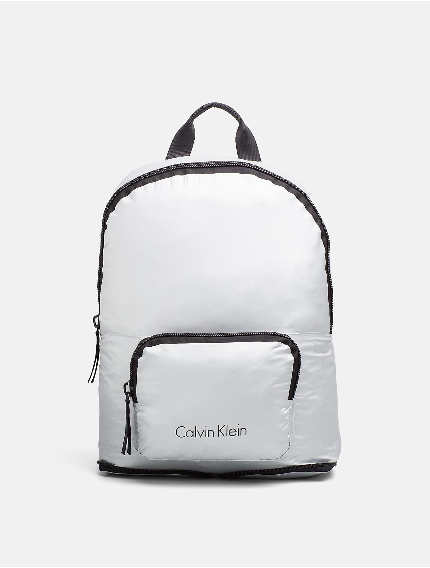 Logo embroidered backpack CALVIN KLEIN 205W39NYC Outlet For Sale The Cheapest Discount Great Deals Cheap Fast Delivery VnlIN