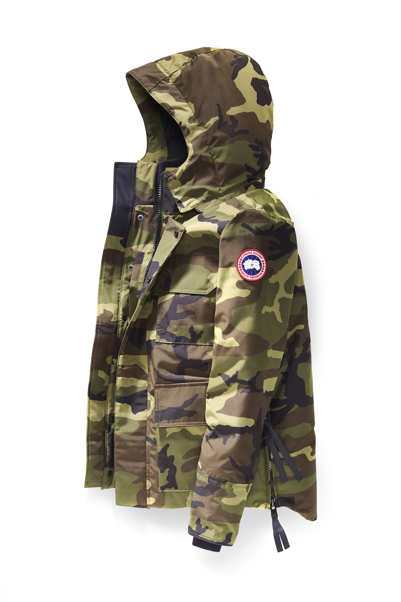 Canada Goose jackets outlet shop - Canada goose Maitland Parka in Green for Men (Classic Camo) | Lyst