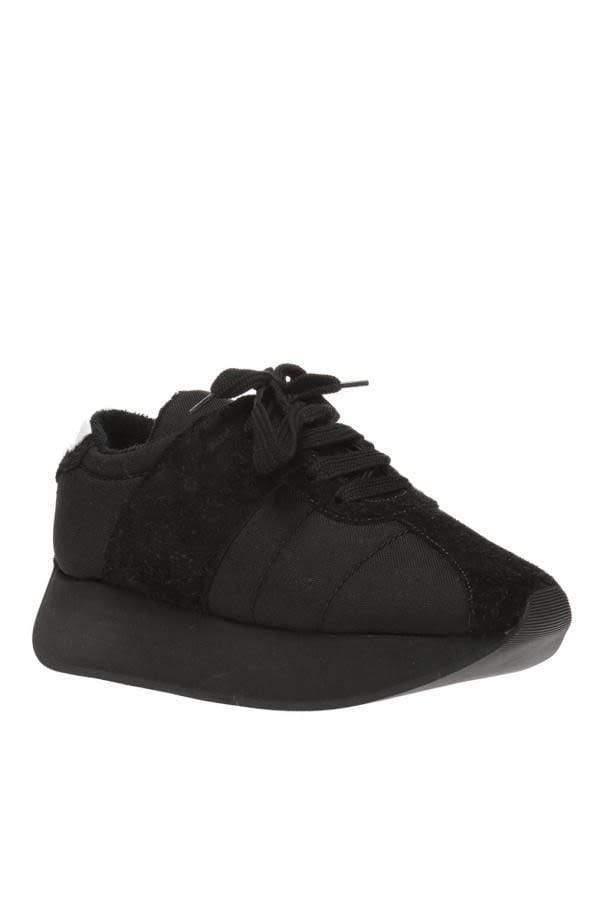 9020bb32686 Lyst - Marni Big Foot Sneaker in Black for Men - Save 23%