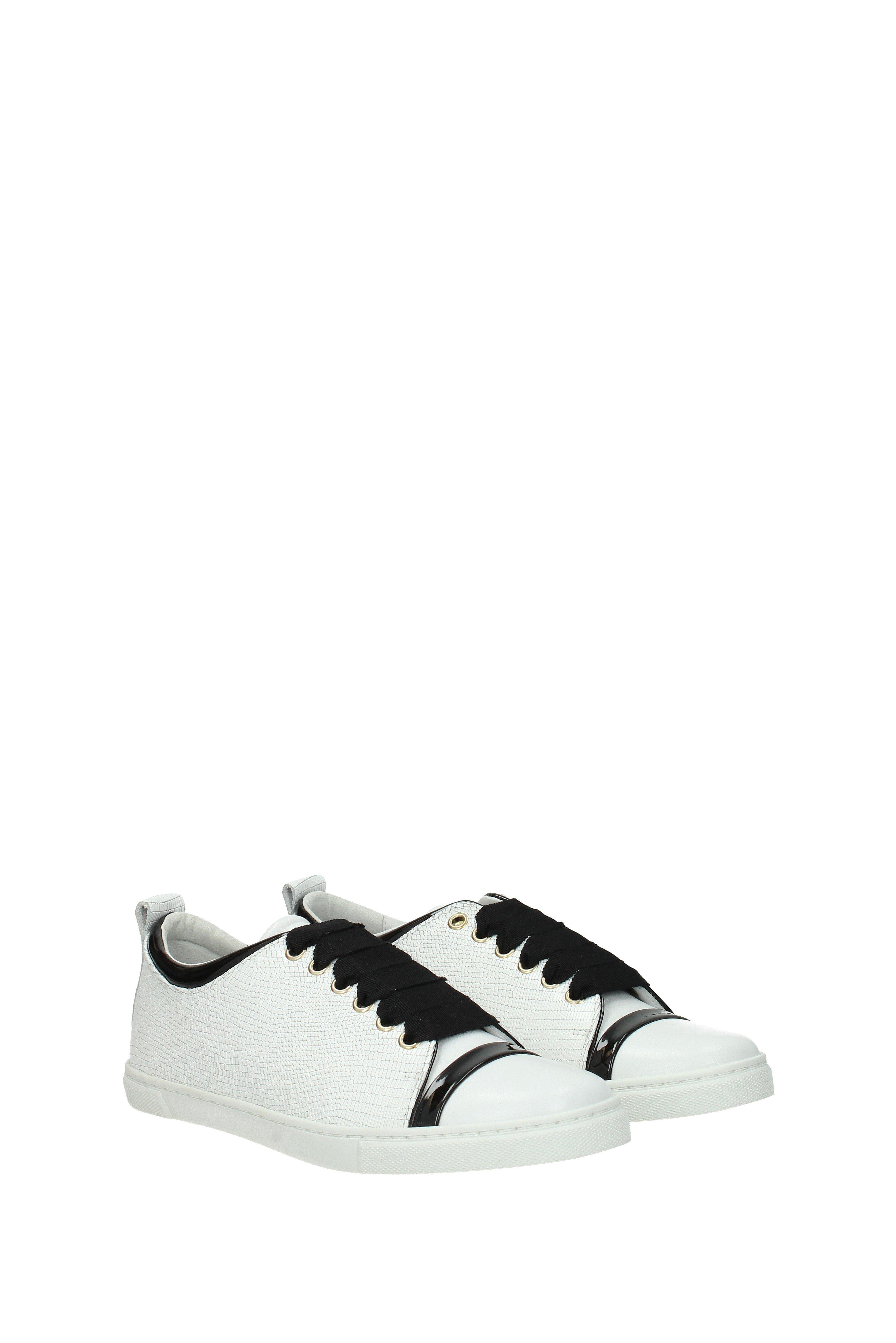 Lyst Lanvin Sneakers White Lanvin Sneakers White Sneakers Women Lyst Women Lyst Lanvin nw8OPkX0