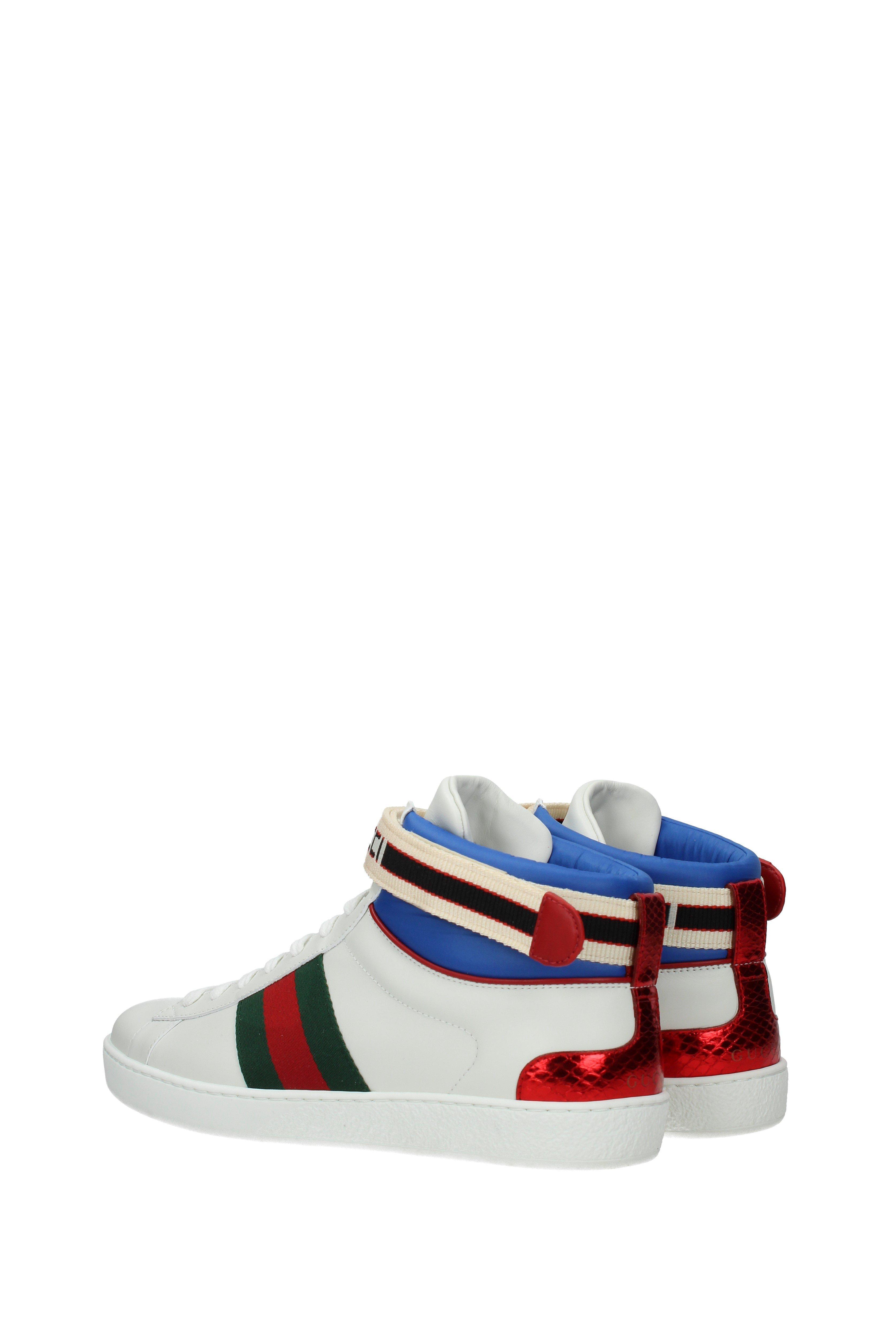Gucci Sneakers Men White In White For Men Lyst