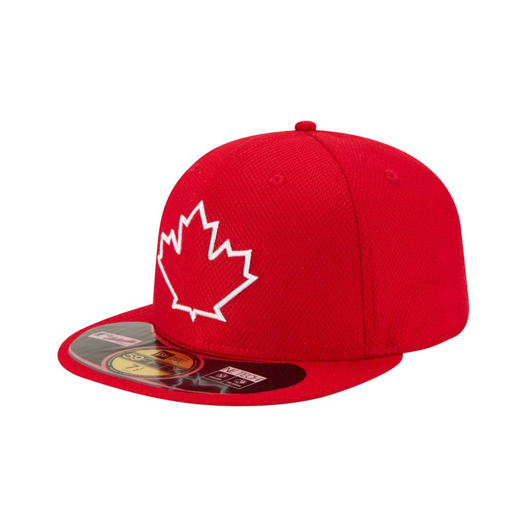 wholesale dealer 9e89a 1fc09 ... clearance lyst ktz toronto blue jays mlb diamond era 59fifty cap in red  for men 0c215