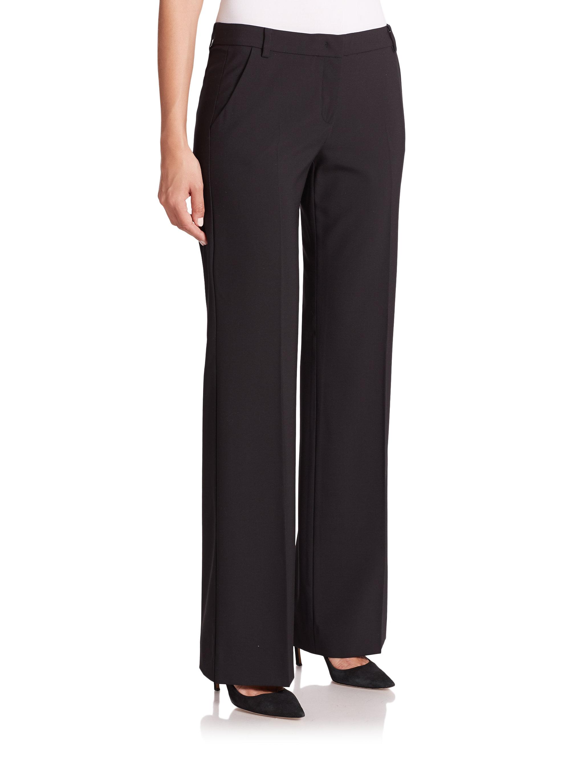 Popular Banana Republic Women39s Gray Tailored Slim Noniron Charcoal Pinstripe