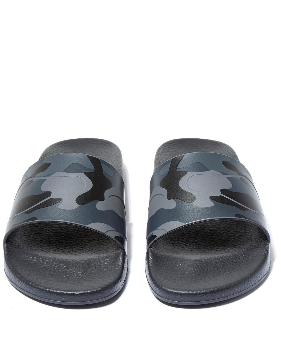 Valentino Glisse Camuflage Noir 3pDkTy