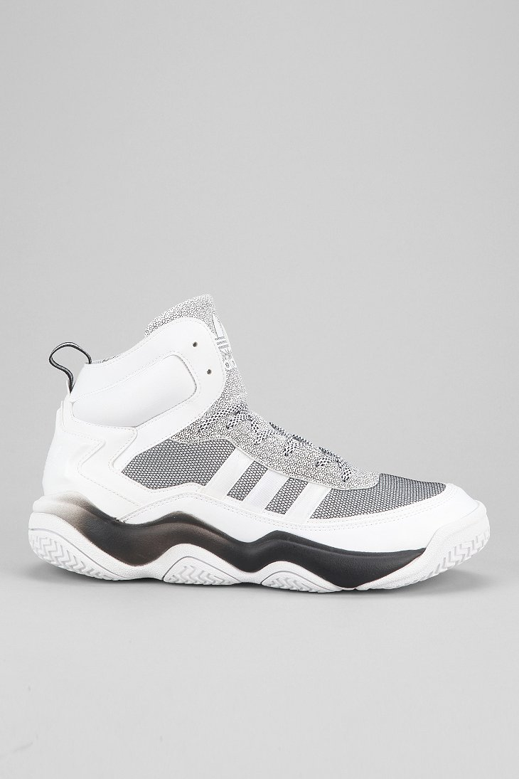 watch a7852 9635b Lyst - adidas Fyw Division Sneaker in White for Men