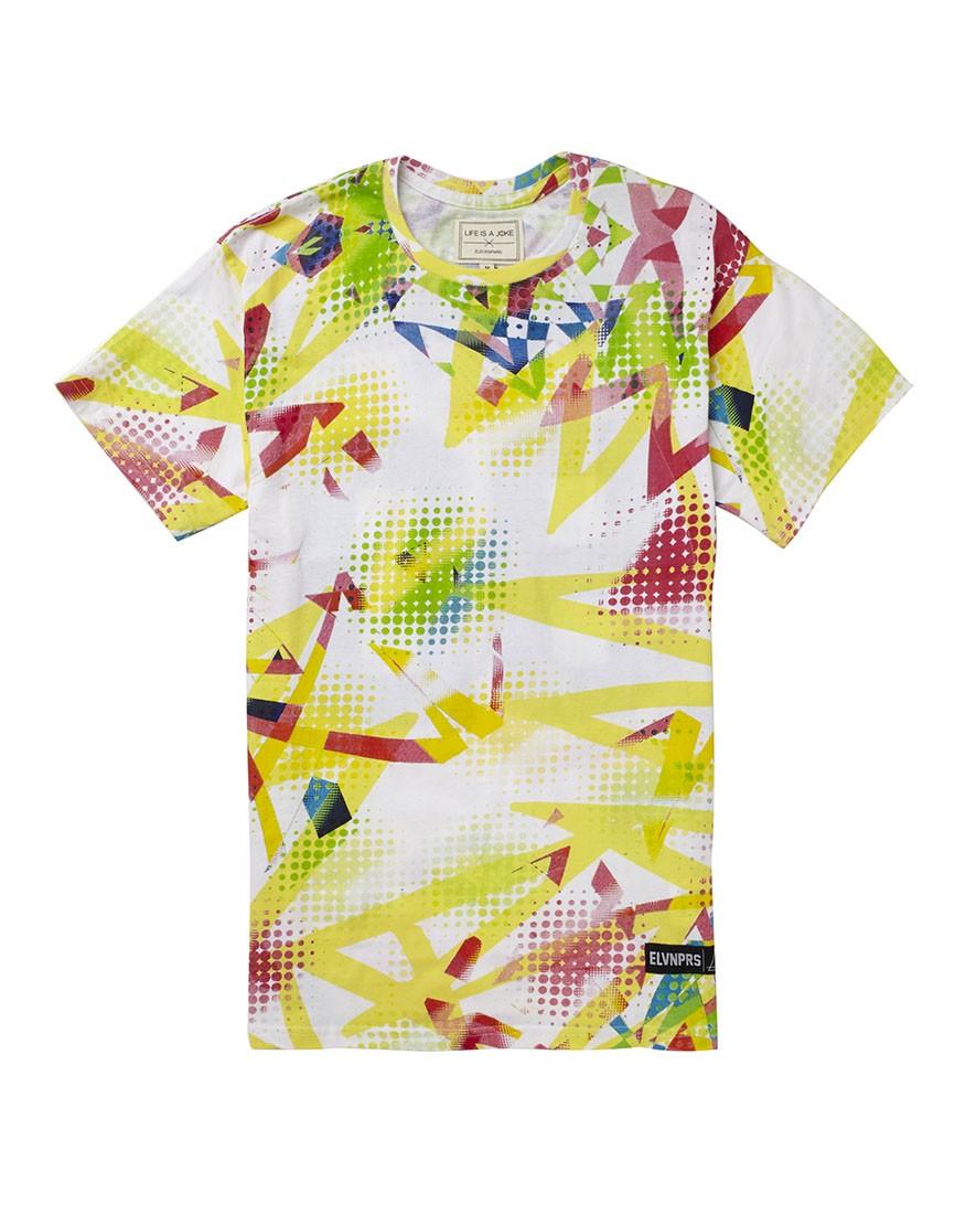 eleven paris fresh prints t shirt for men lyst