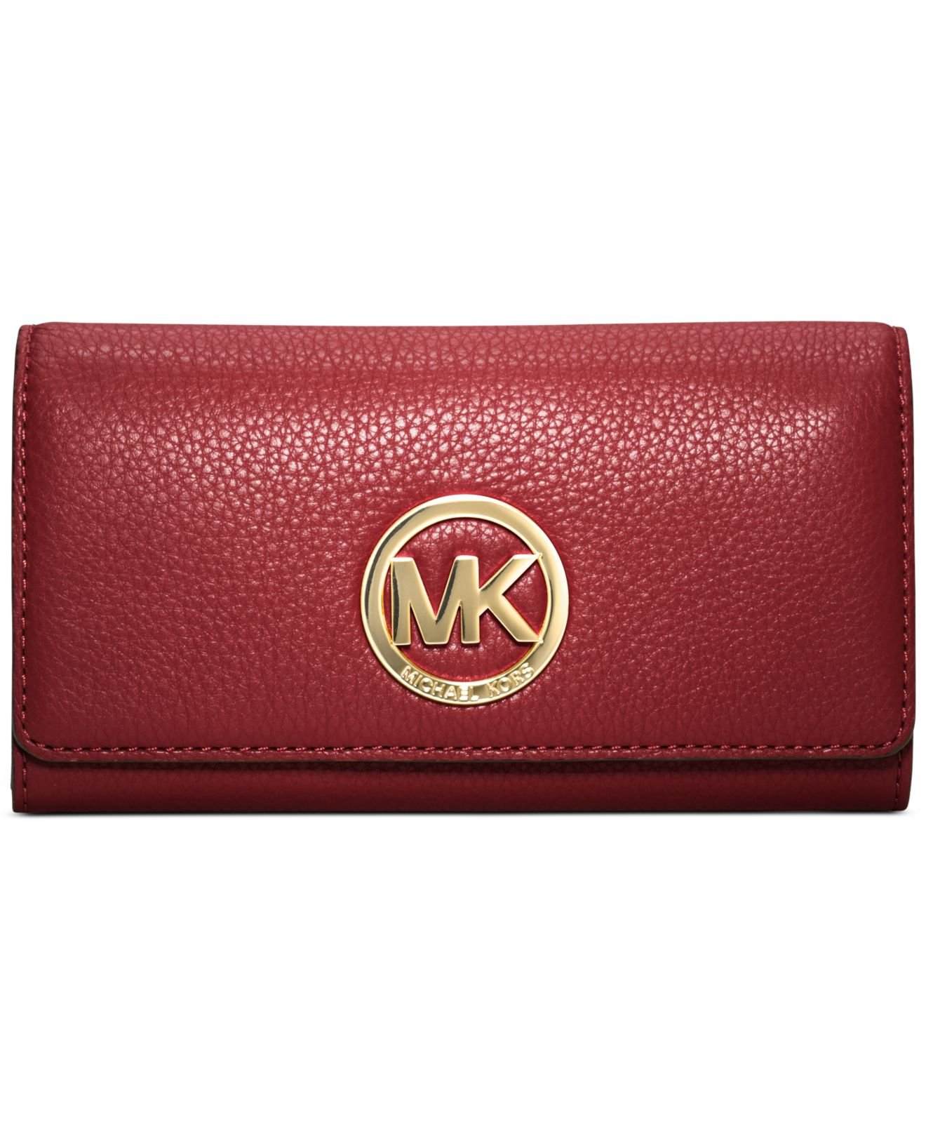 13c8bf3a1fa13c Michael Kors Fulton Wallet Macy's | Stanford Center for Opportunity ...