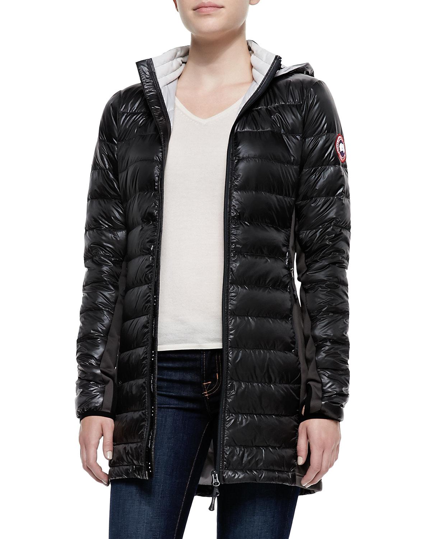 brookvale hooded coat canada goose