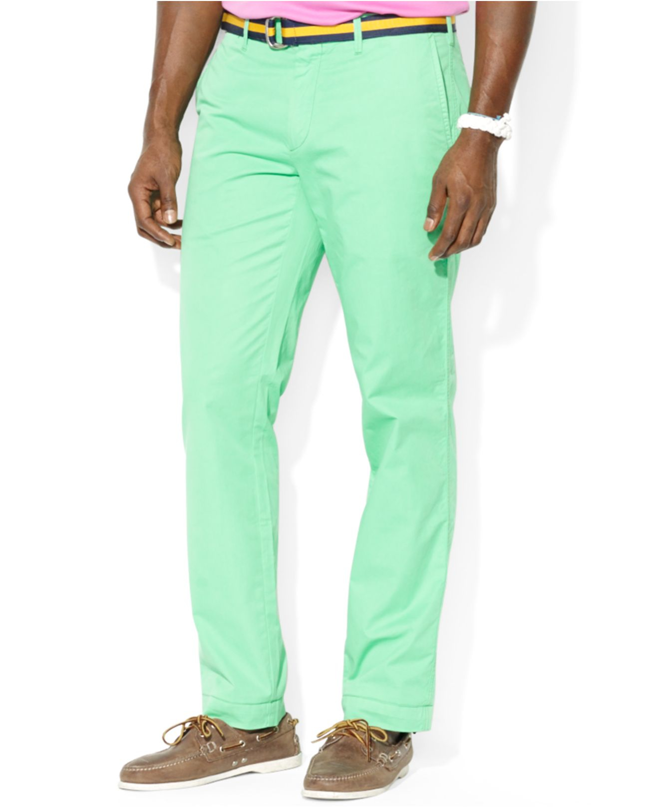 4f75f708369d ... inexpensive lyst polo ralph lauren polo big and tall garment dyed  hudson pants 936f0 3cf0a