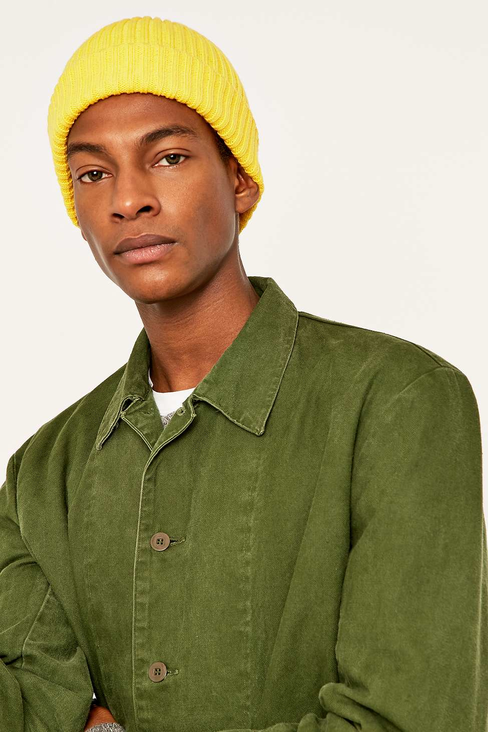 Gallery. Previously sold at  Urban Outfitters · Men s Baseball Caps Men s Yellow  Beanies ... 980dd205023