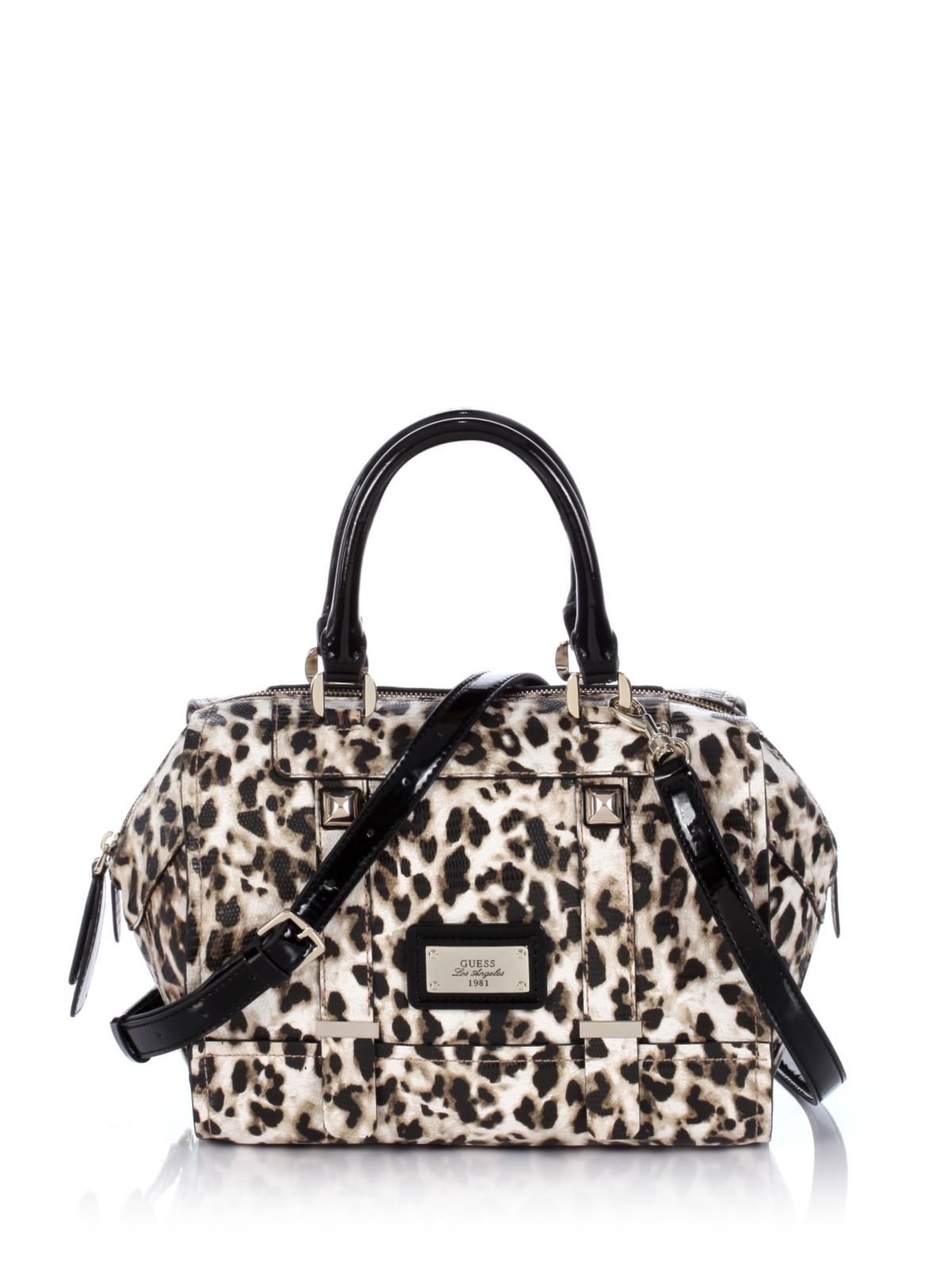 bc2928a91771 Guess Leopard Print Bag Stanford Center For Opportunity Policy In