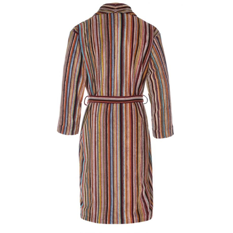 Men S Dressing Gowns: Paul Smith Men's Signature Striped Towelling