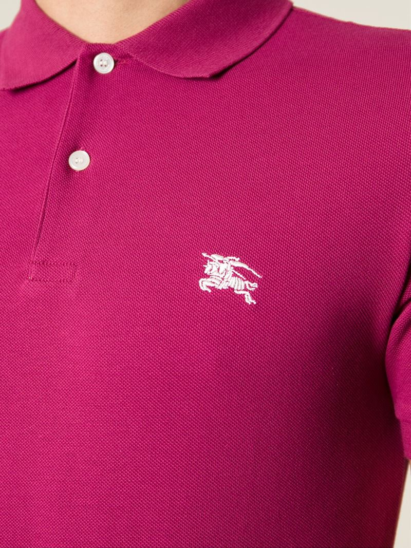 Polo Shirt Embroidered Logo Cotswold Hire
