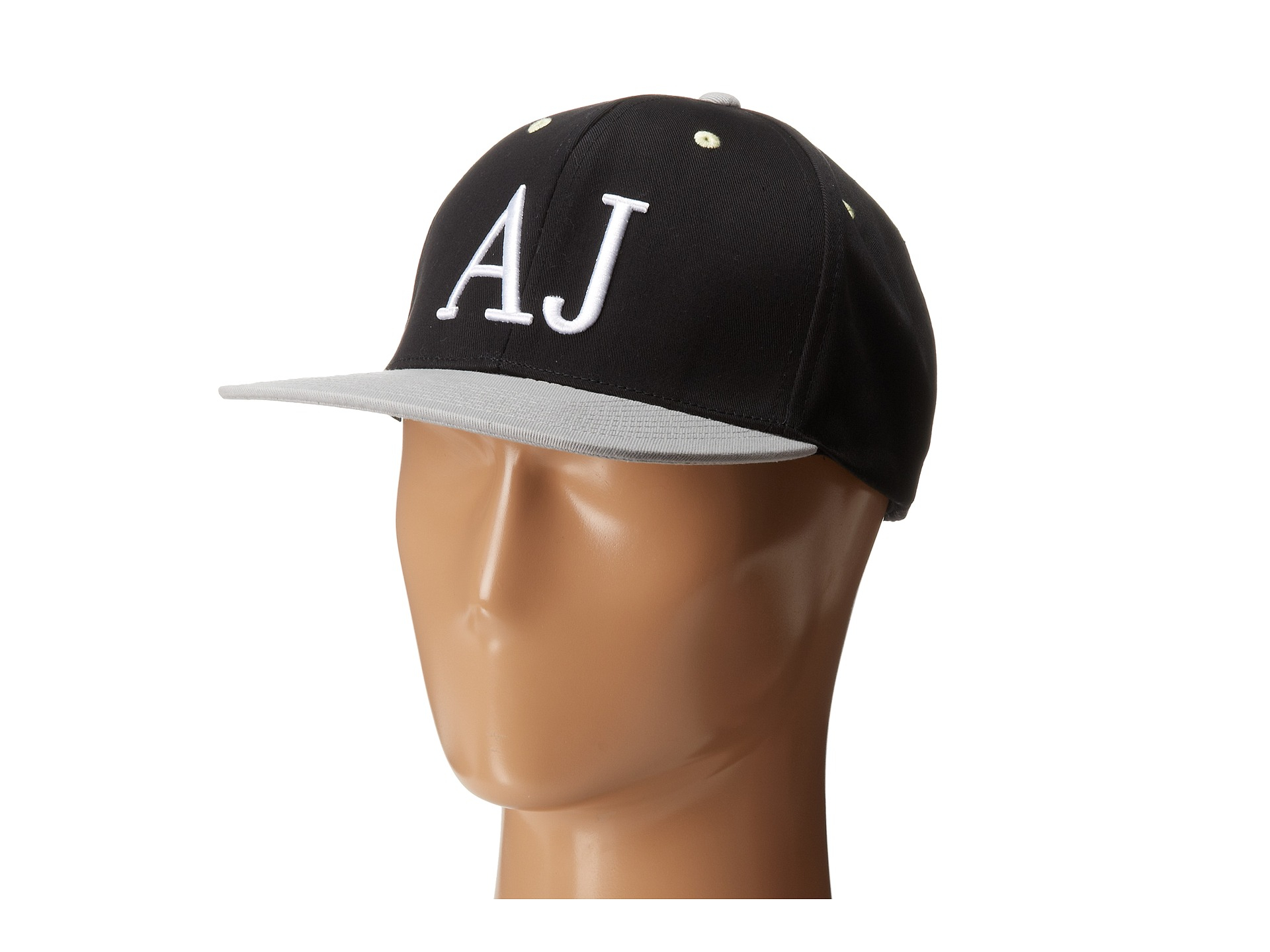 Lyst - Armani Jeans Aj Logo Hat in Black for Men 0815aa040112