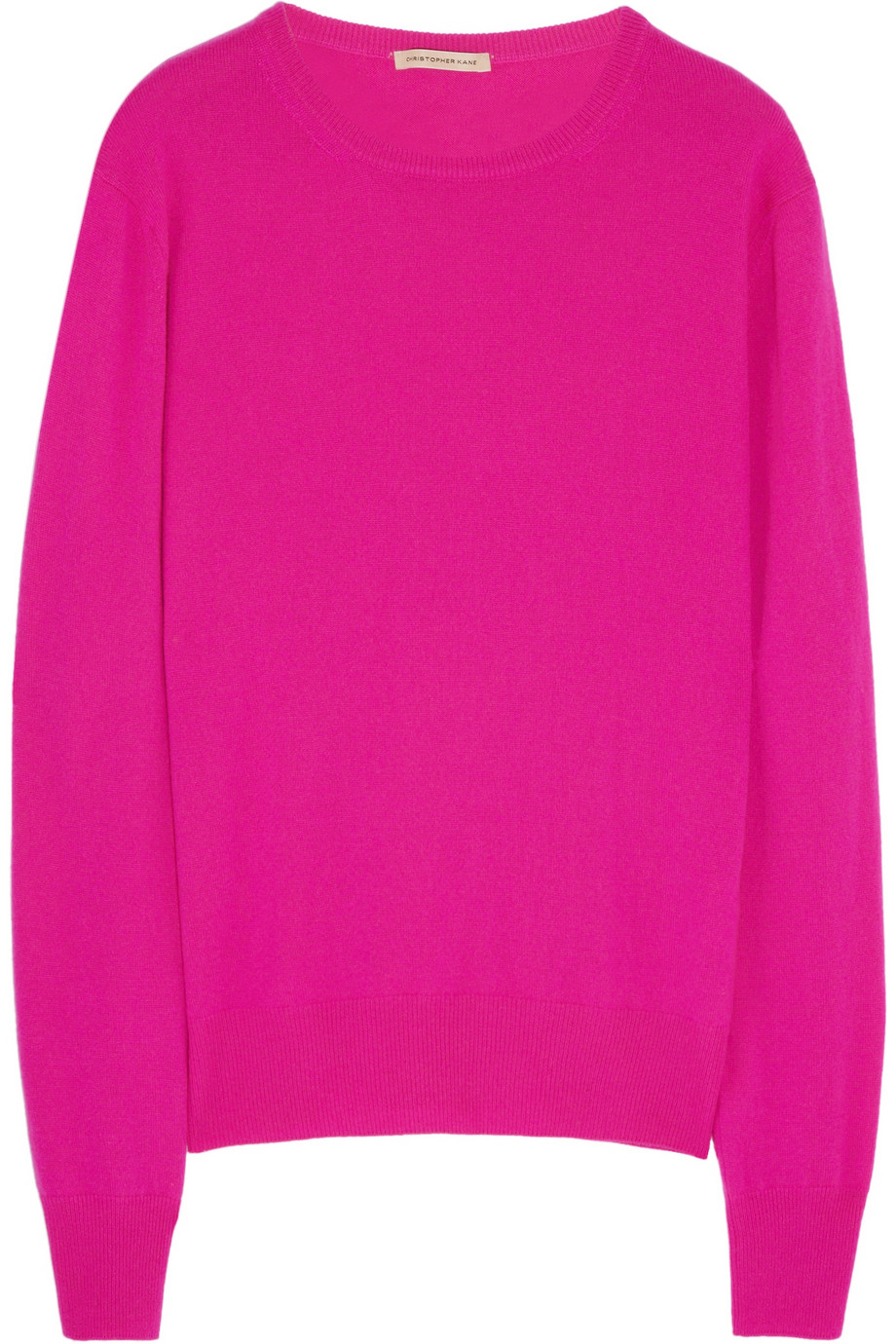 Christopher kane Cashmere Sweater in Pink | Lyst