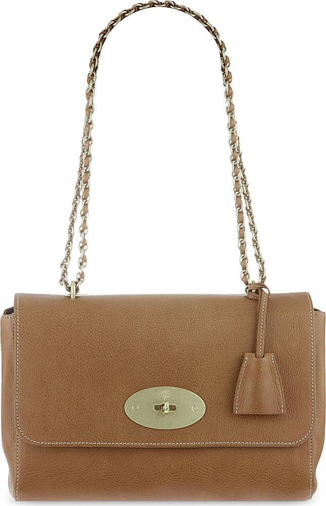 4fd669da133e Mulberry Medium Lily Over The Shoulder Handbag - For Women in Brown ...