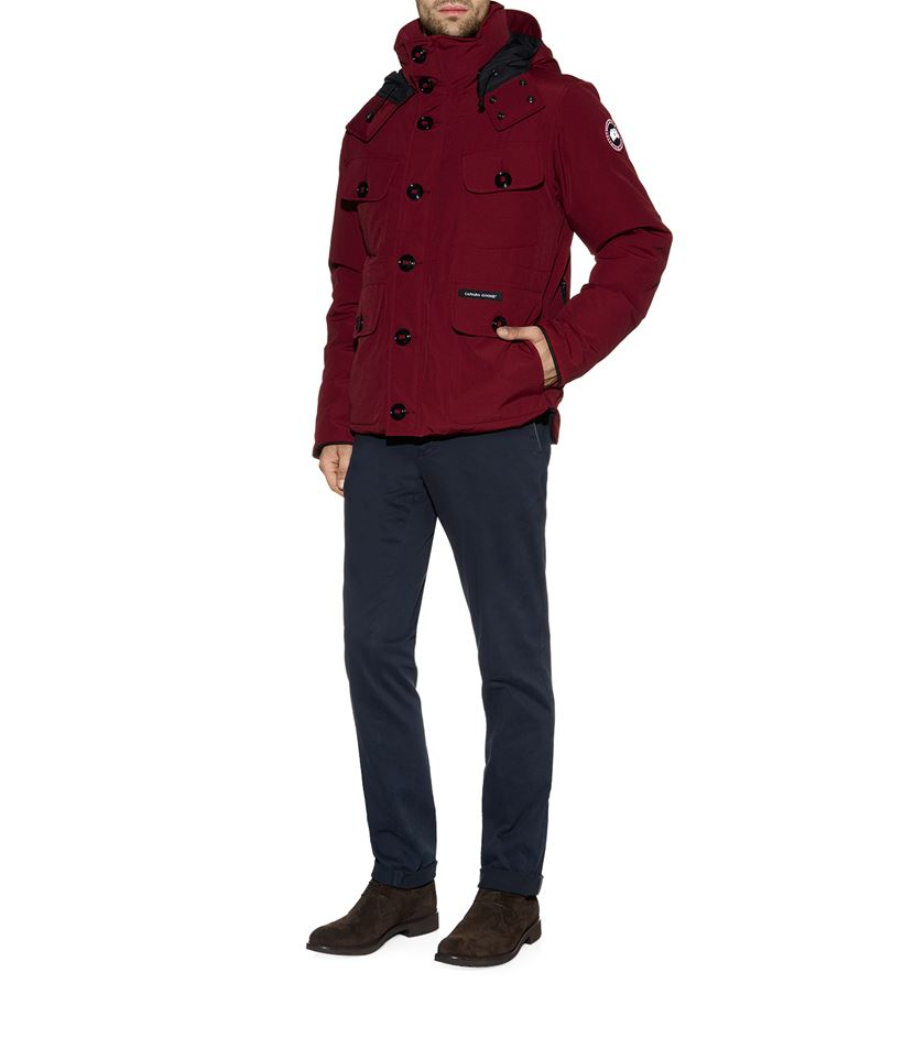 Canada Goose hats outlet 2016 - Canada goose Selkirk Parka in Red for Men | Lyst