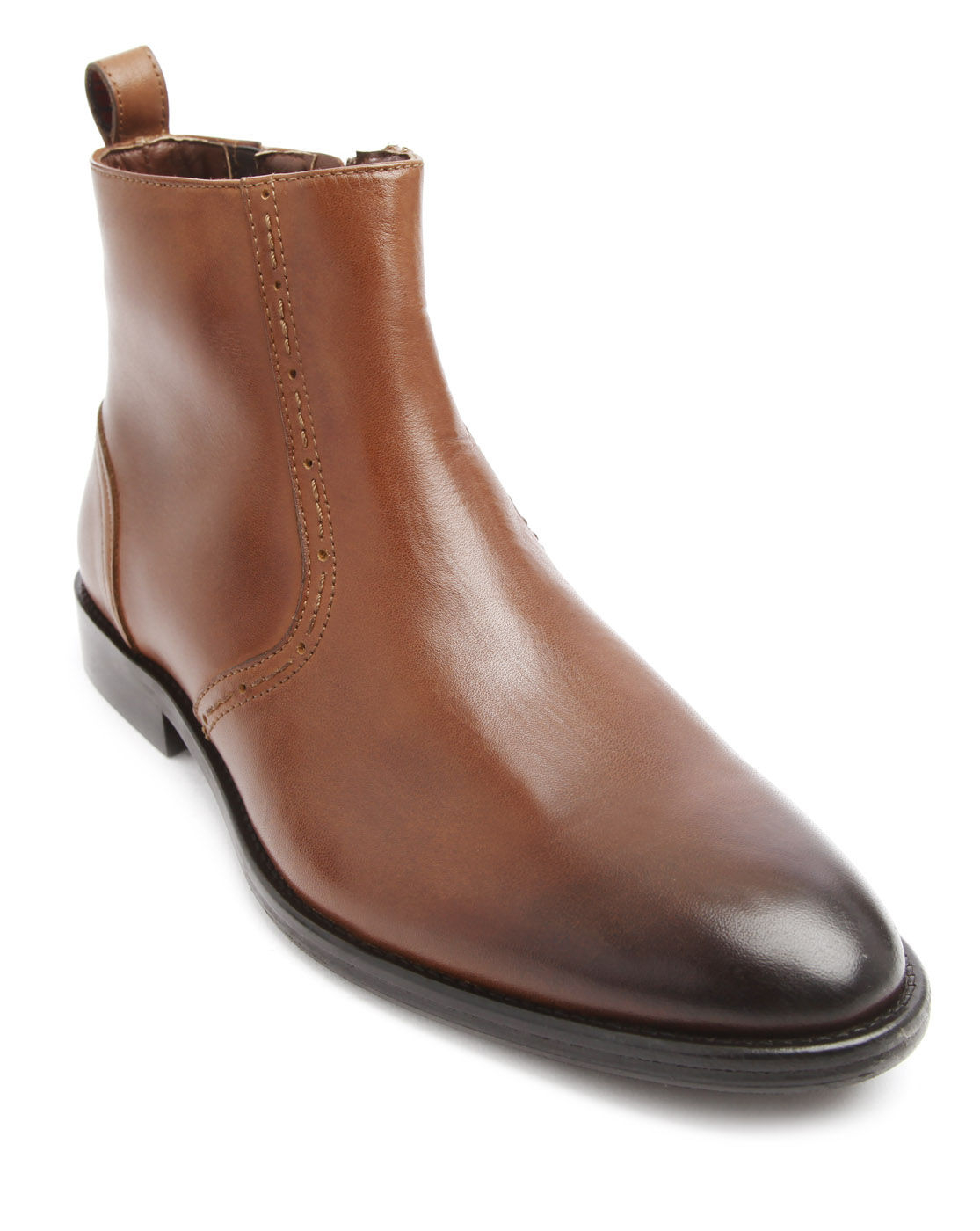tommy hilfiger dalton cognac 4a boots in brown for men lyst. Black Bedroom Furniture Sets. Home Design Ideas