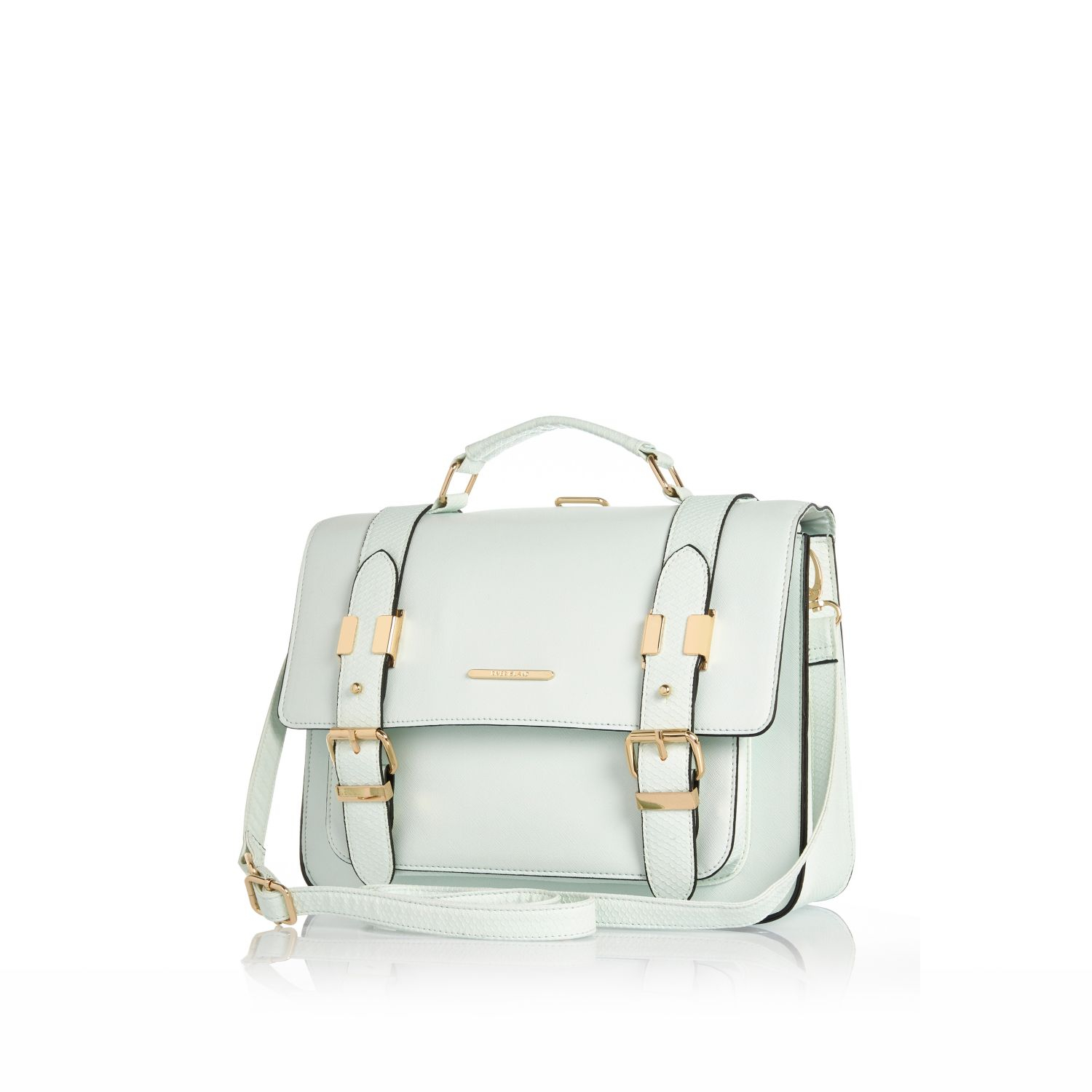 River Island Satchel Into Backpack