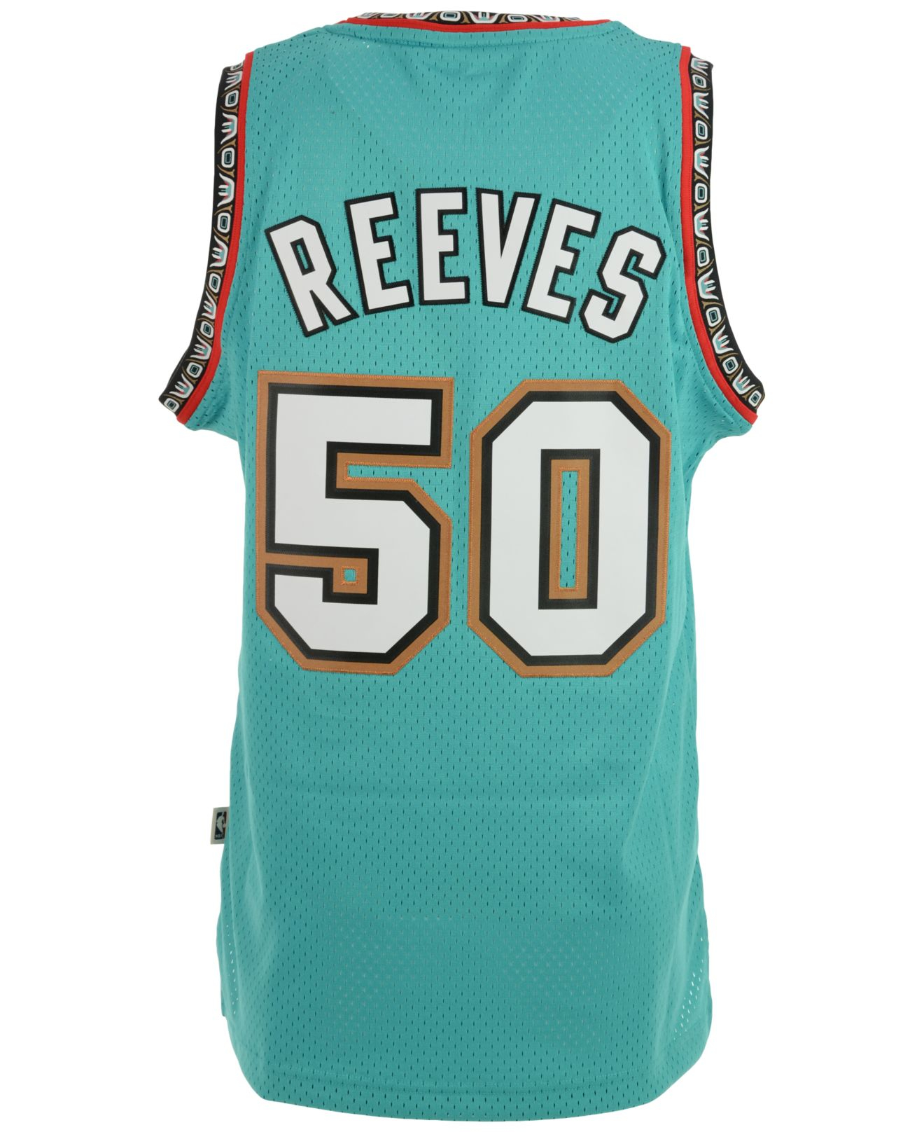 Lyst - adidas Bryant Reeves Vancouver Grizzlies Swingman Jersey in ... 0b259196d