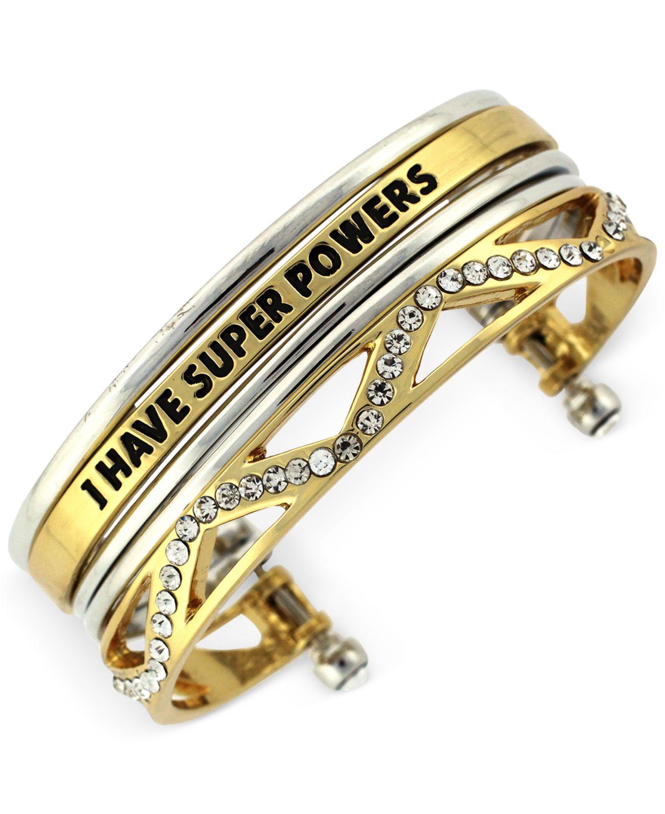 Brass Body Powers
