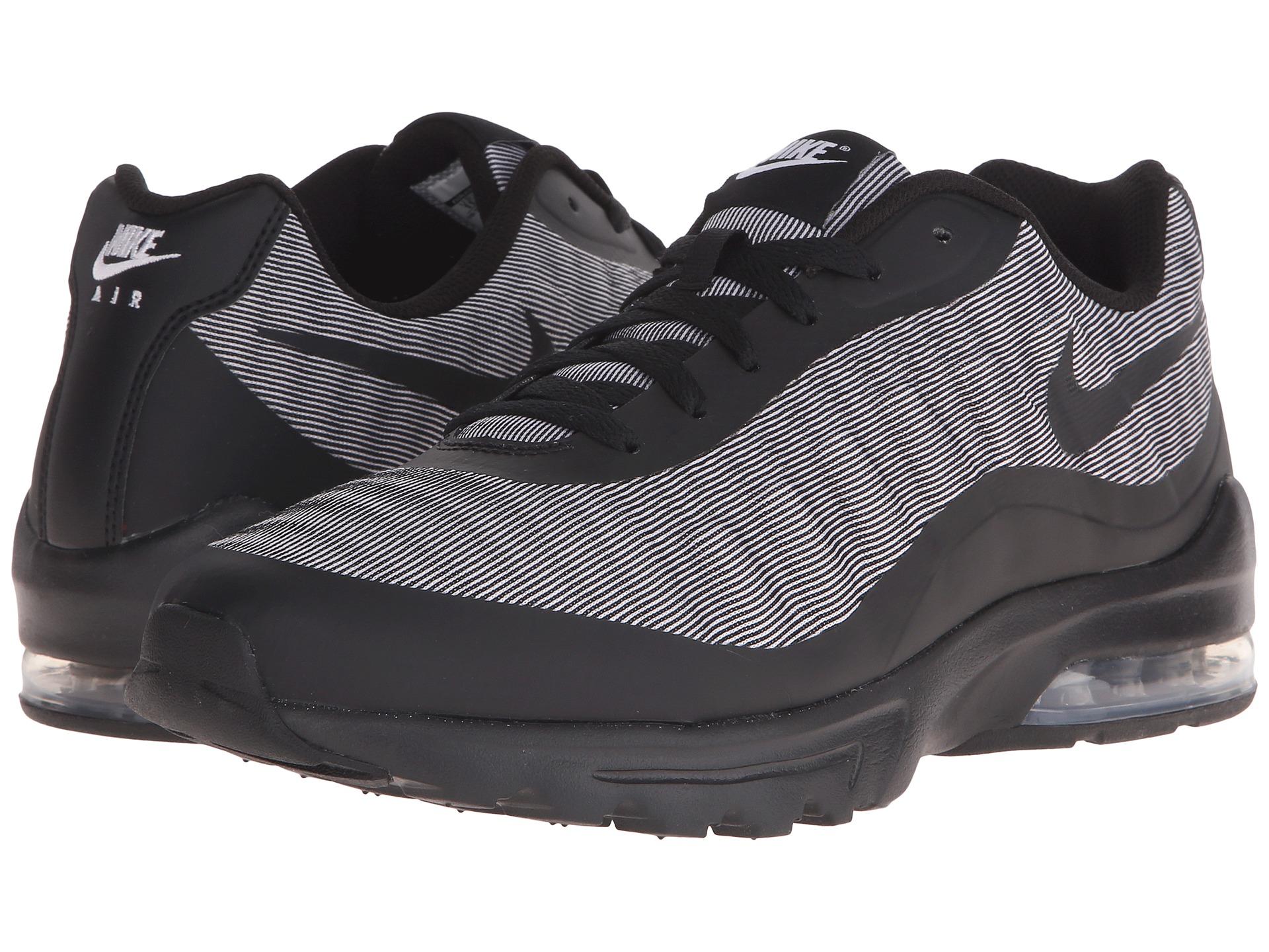 best website e888d 5e2bd Nike Air Max Invigor Premium in Black for Men - Lyst
