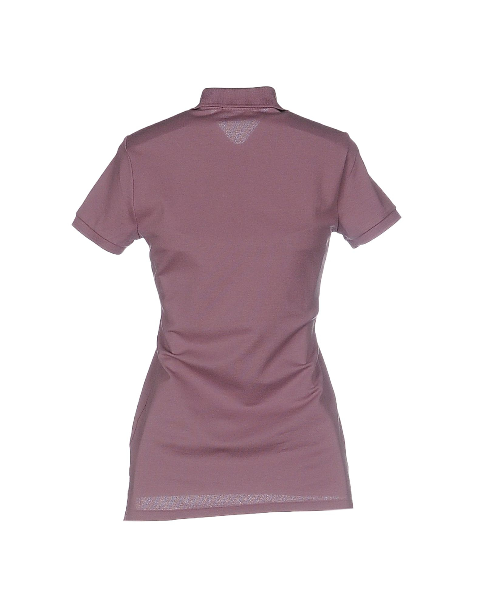 Pink pony polo shirt in brown light brown lyst for Light brown polo shirt
