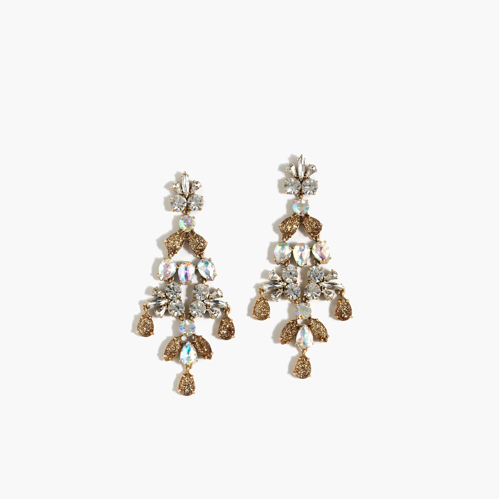 earrings curated jewellery chandelier aquamarine los diamond chandeliers angeles products