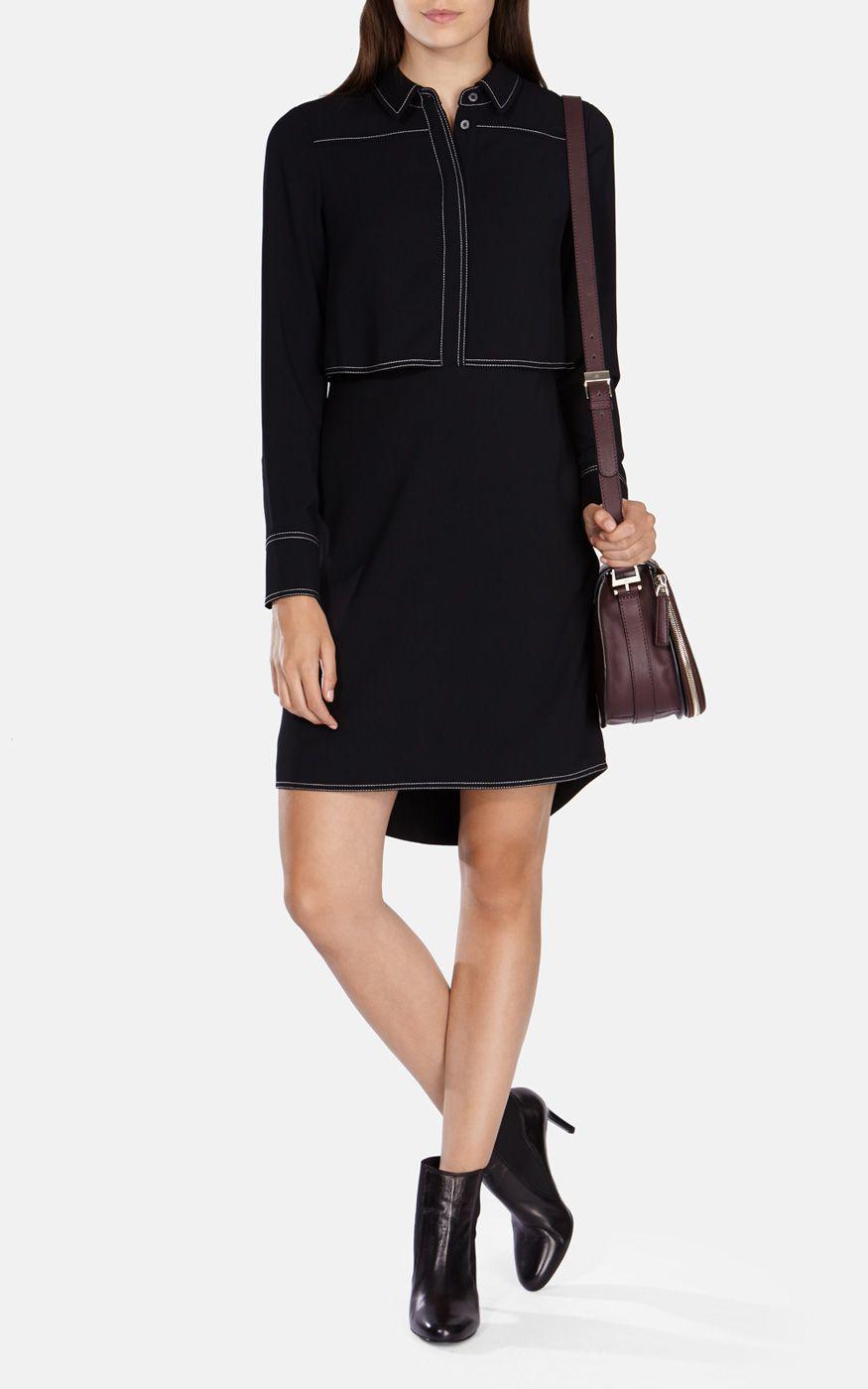 Black dress karen millen - Gallery