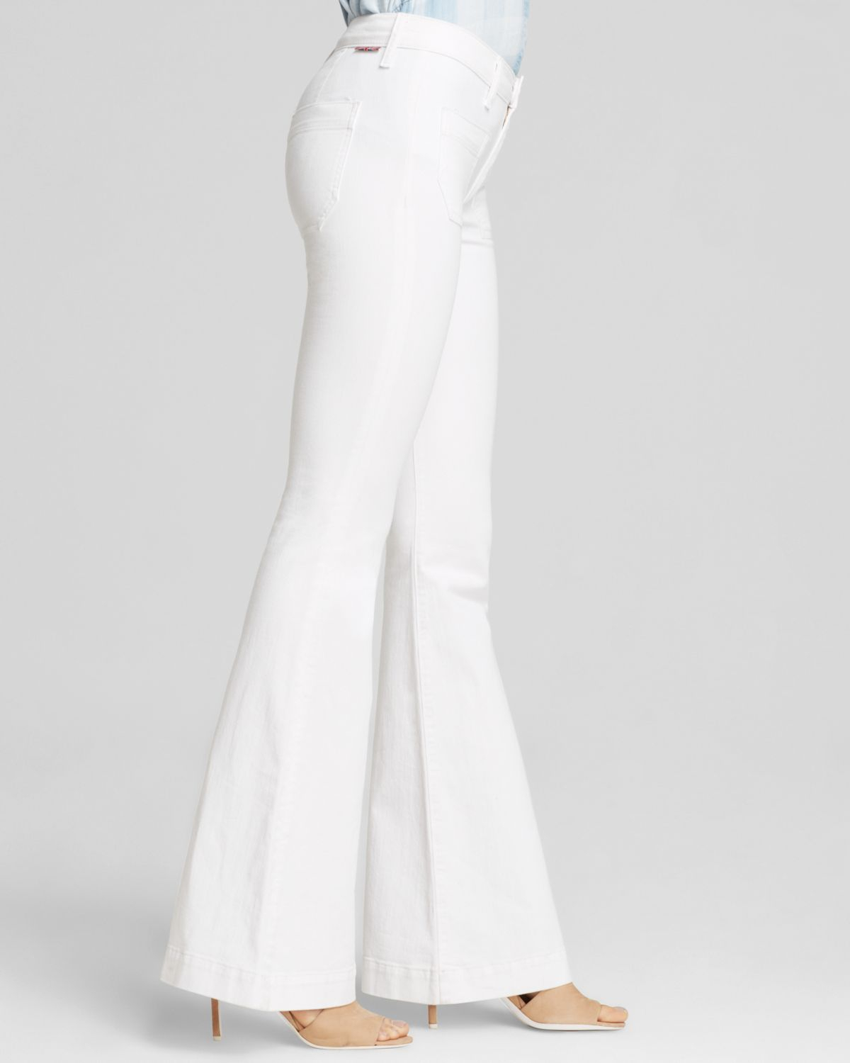 Hudson jeans Bloomingdale's Exclusive Taylor High Waist Flare ...