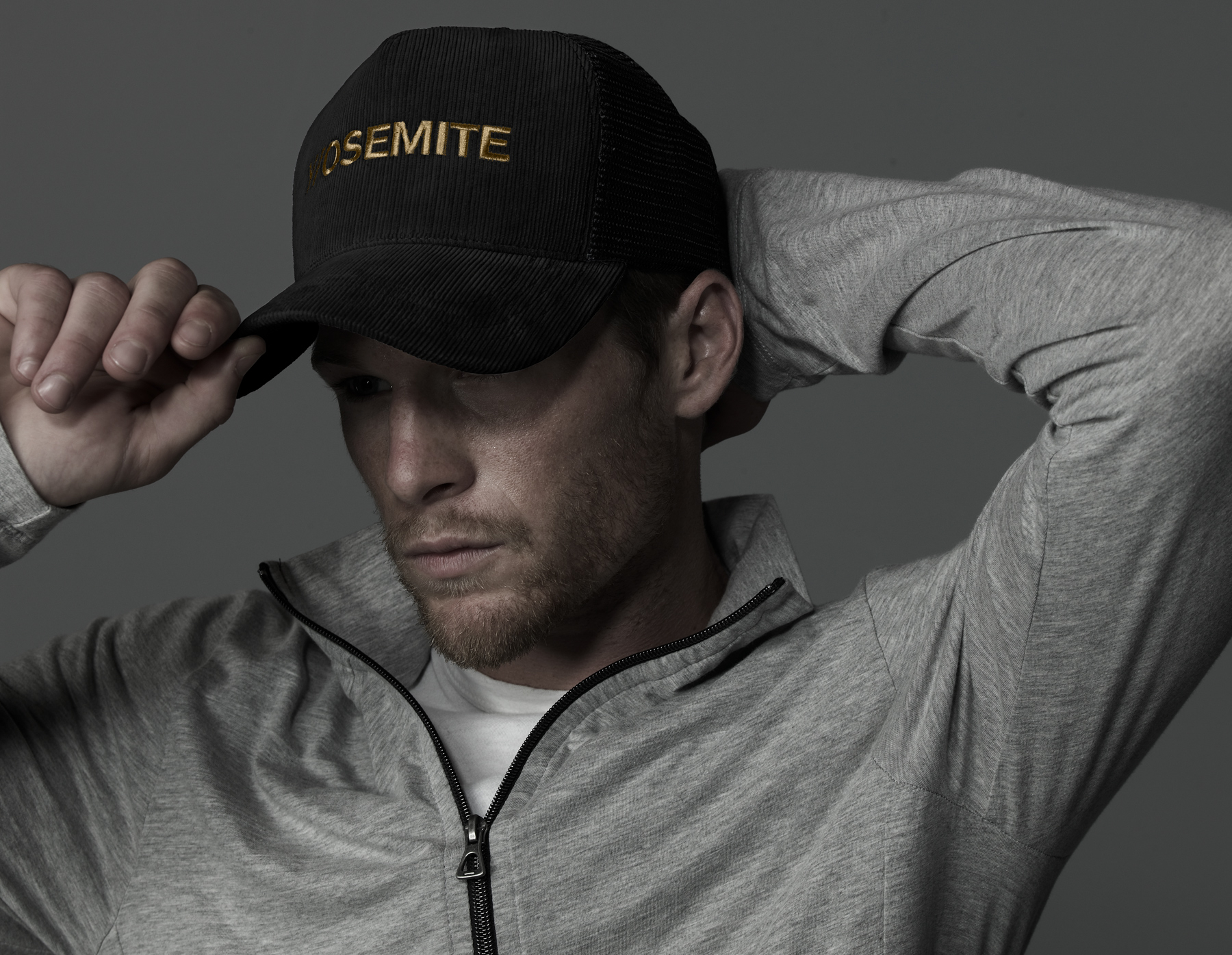 Lyst james perse yosemite trucker hat in gray for men jpg 1800x1395 James  hat 2d40e6ba85b3