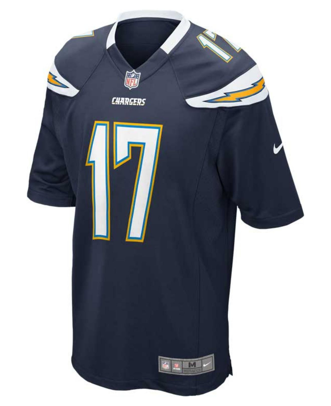 San Diego Chargers Dress: Nike Men's Phillip Rivers San Diego Chargers
