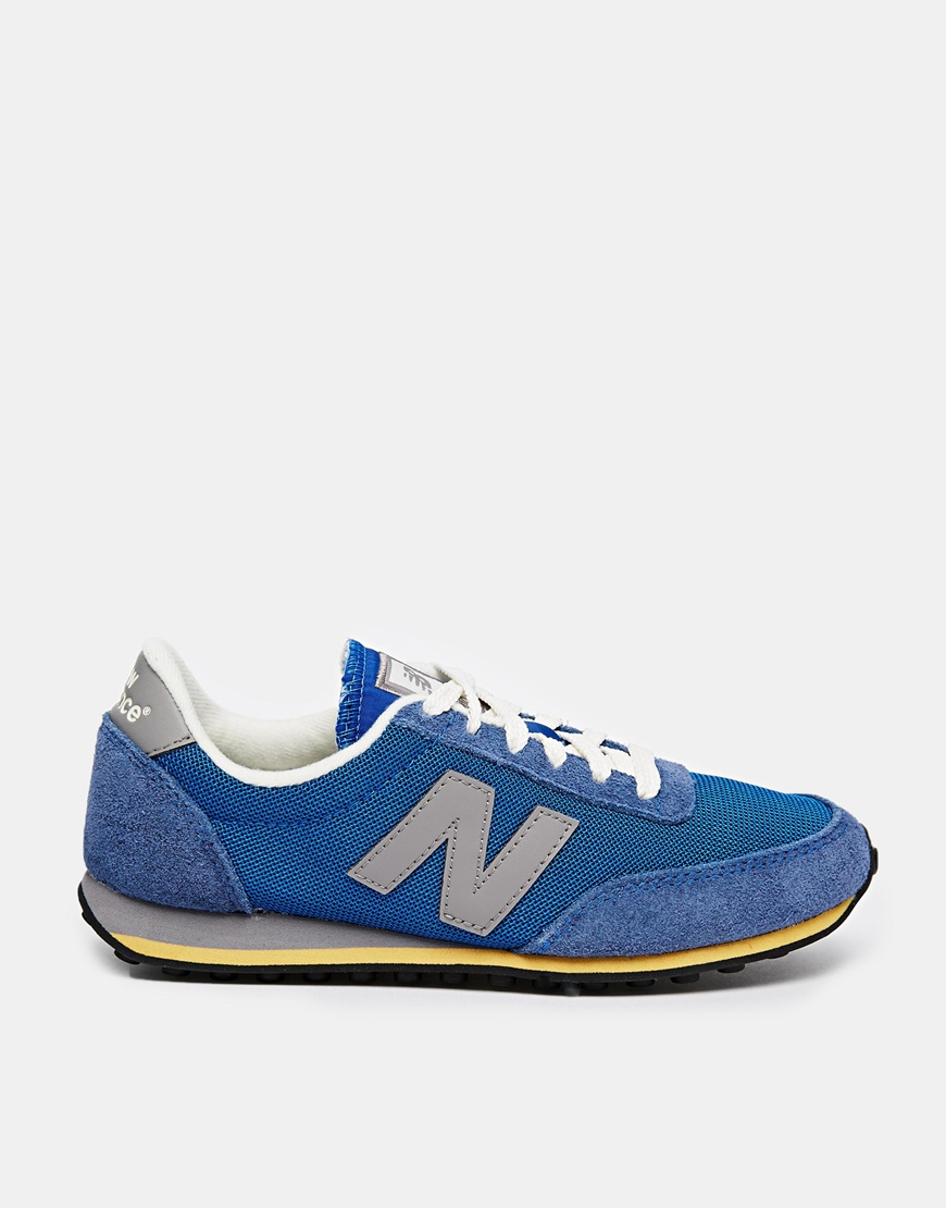 new balance 410 blue red