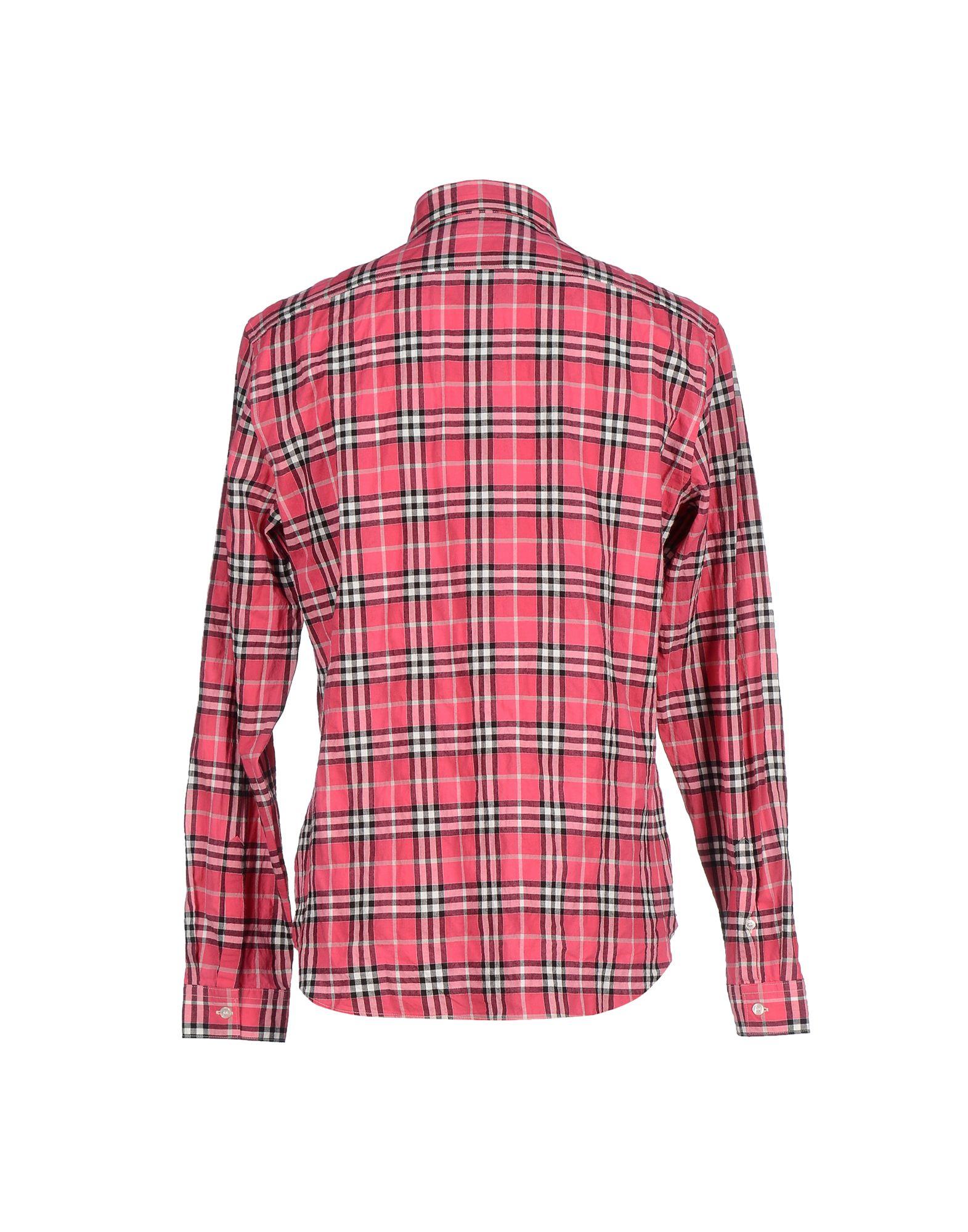 9cef7857b23b Burberry Brit Dress Shirt Men s