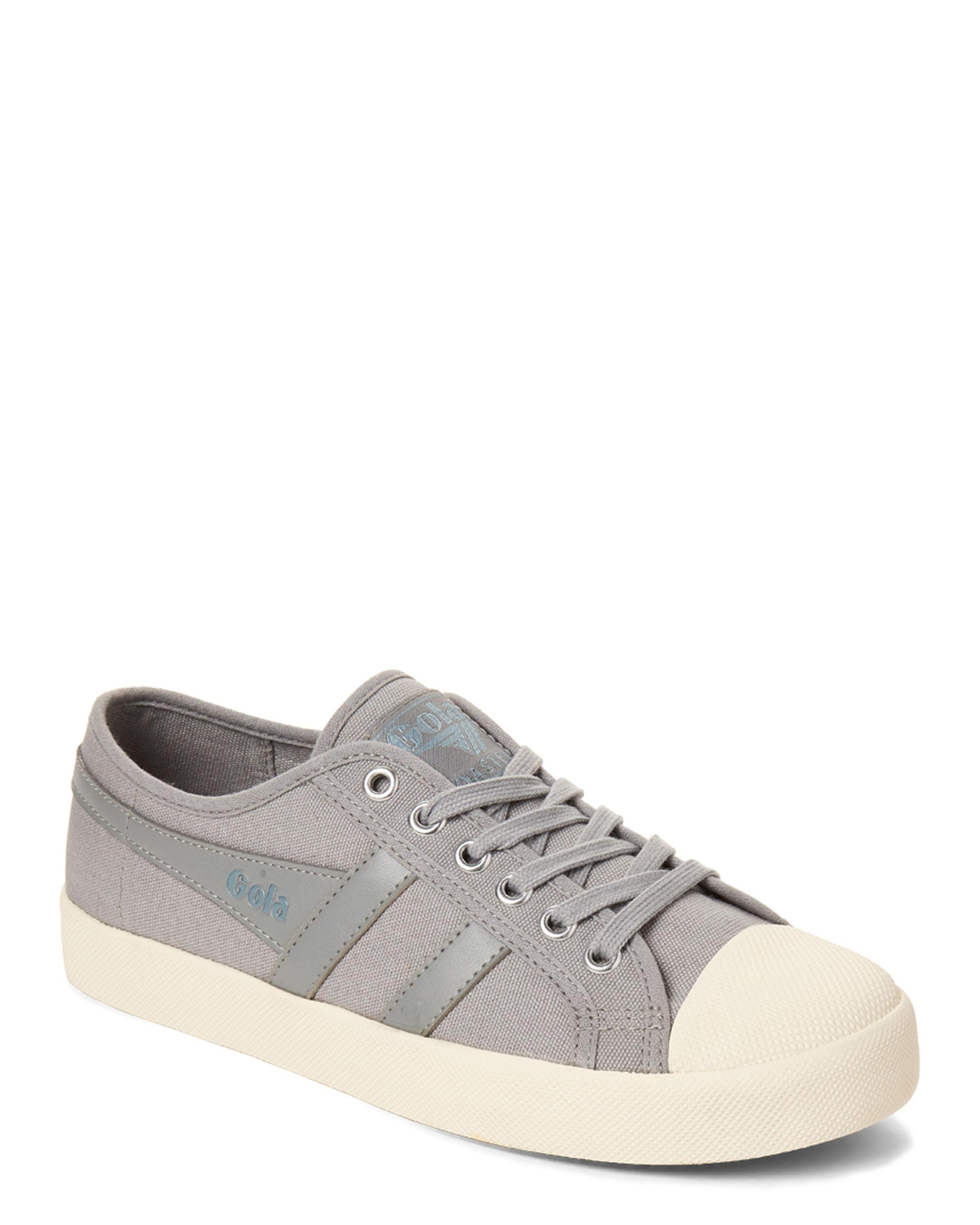 2861ccfb0d4 Lyst - Gola Paloma   Off-white Coaster Canvas Low-top Sneakers in White
