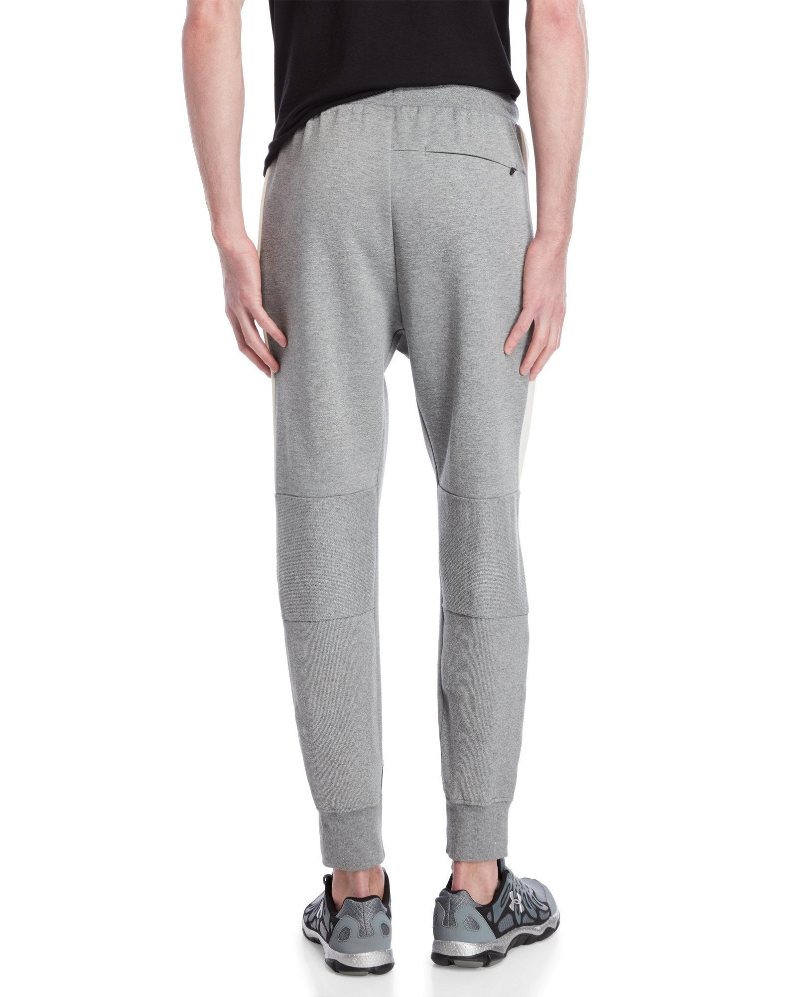 Lyst - Puma Evo T7 Track Pants in Gray for Men bed2c60472d32