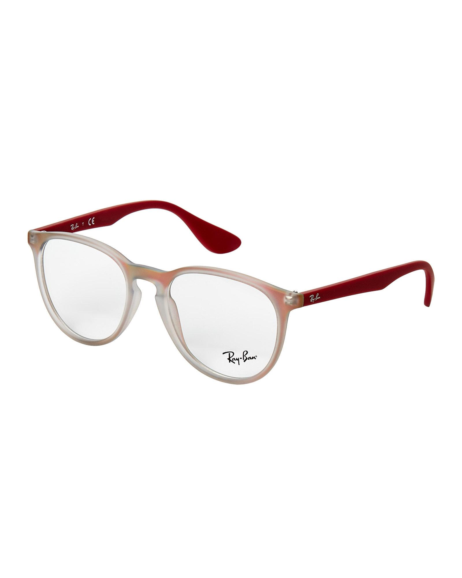 Lyst - Ray-Ban Rb7046 Round Optical Frames