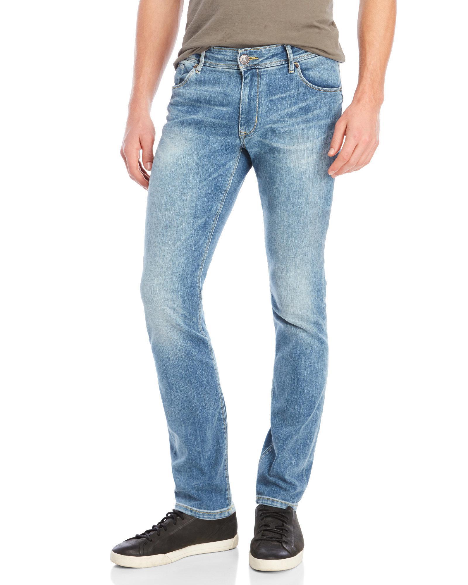 Gaudi Jeans skinny WILL Pas Cher Vraiment Pas Cher Pas Cher Fiable Pas Cher Choisissez Un Meilleur Vente Parfaite Emplacements De Magasin De Sortie cKXlECX0