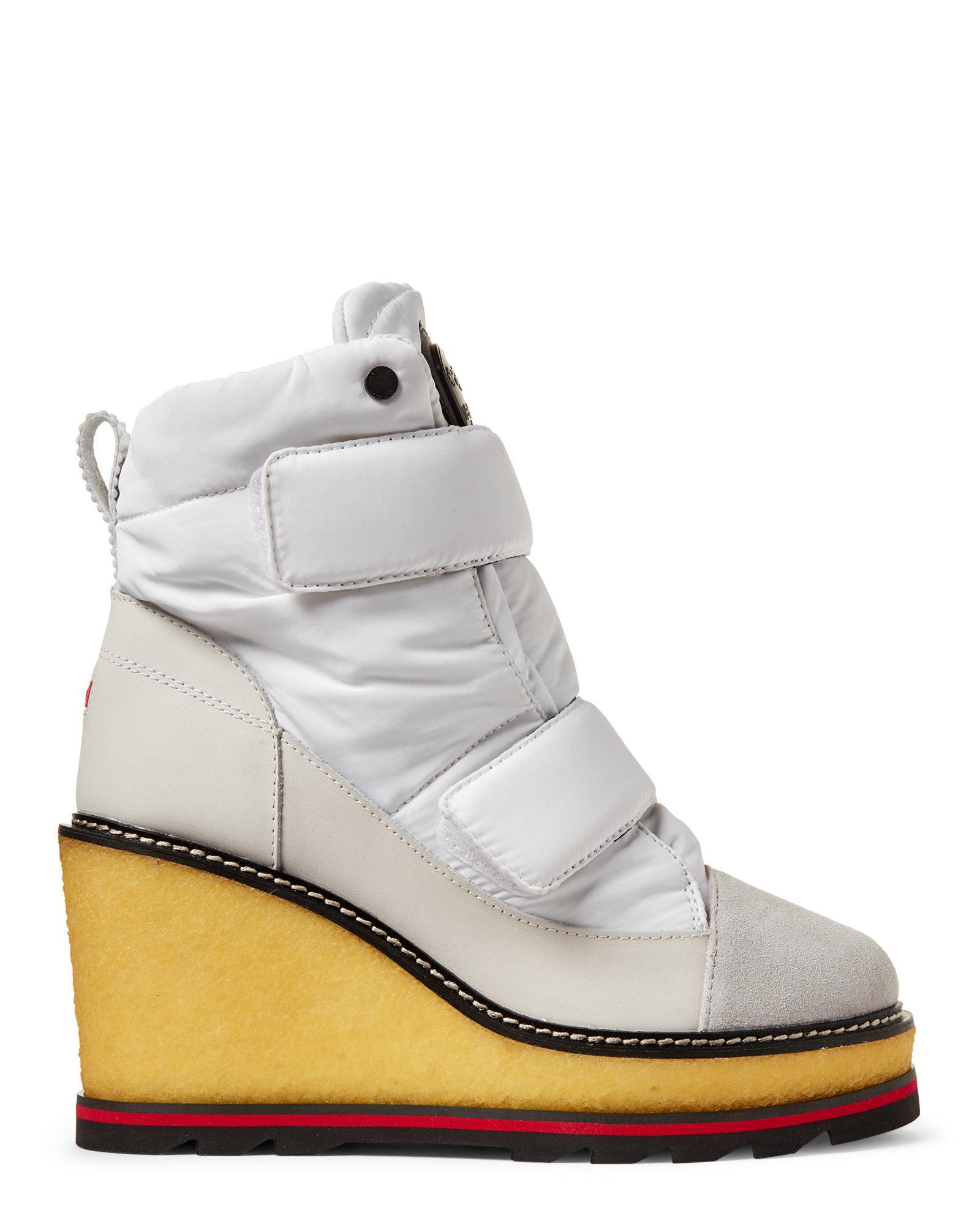 fb5cdd8e82a2 Lyst - Pajar Ice Wedge Theona Boots in White