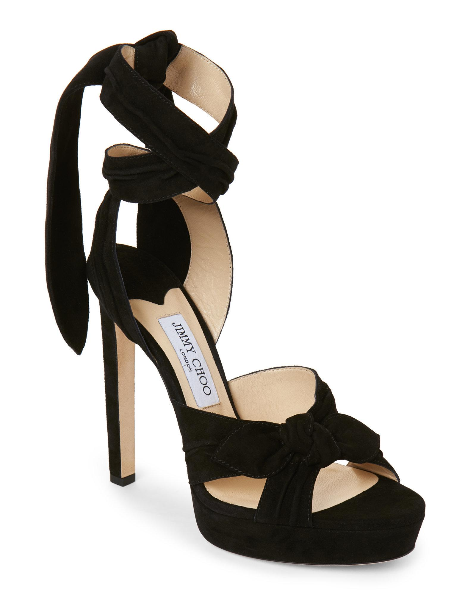 clearance very cheap Jimmy Choo Wrap-Around Crossover Sandals buy cheap best xMjJZqBBA