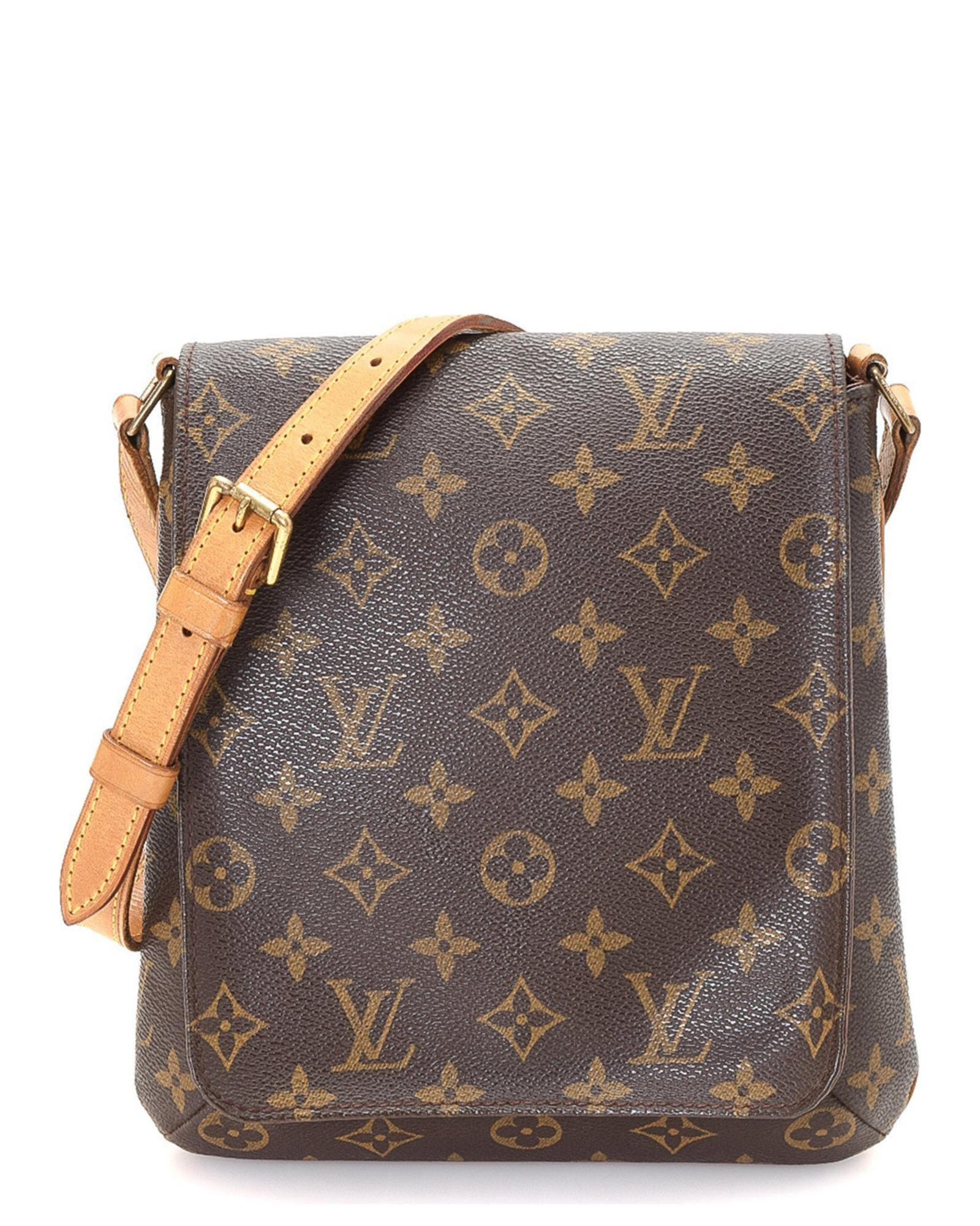 1cede83c41d11 Louis Vuitton Musette Salsa Long Strap Crossbody - Vintage in Brown ...