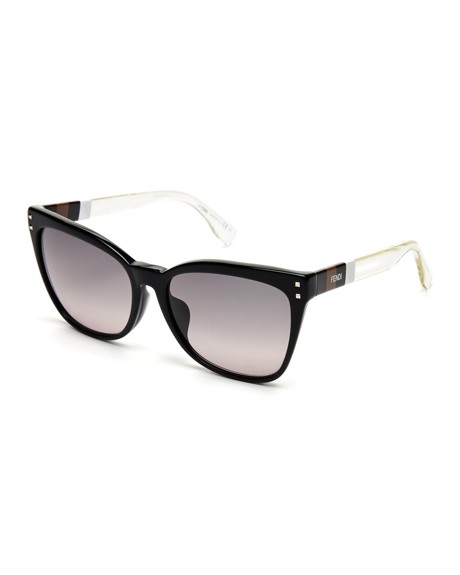 cc40181c0620 Fendi Cat Eye Sunglasses