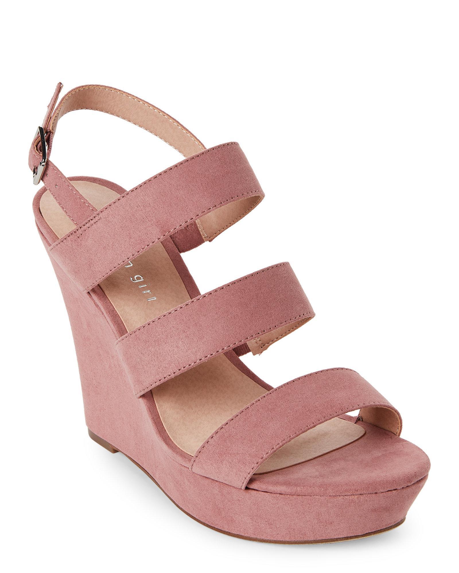 Madden Girl Shelbie Platform Wedge Sandal 4WNtc