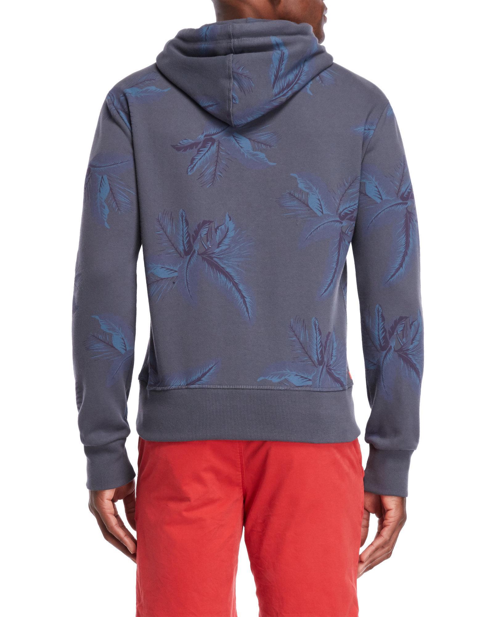 Sport-kapuzenpullis & -sweatshirts Motiviert Oneill Surf Blau Logo Kapuzenpullover