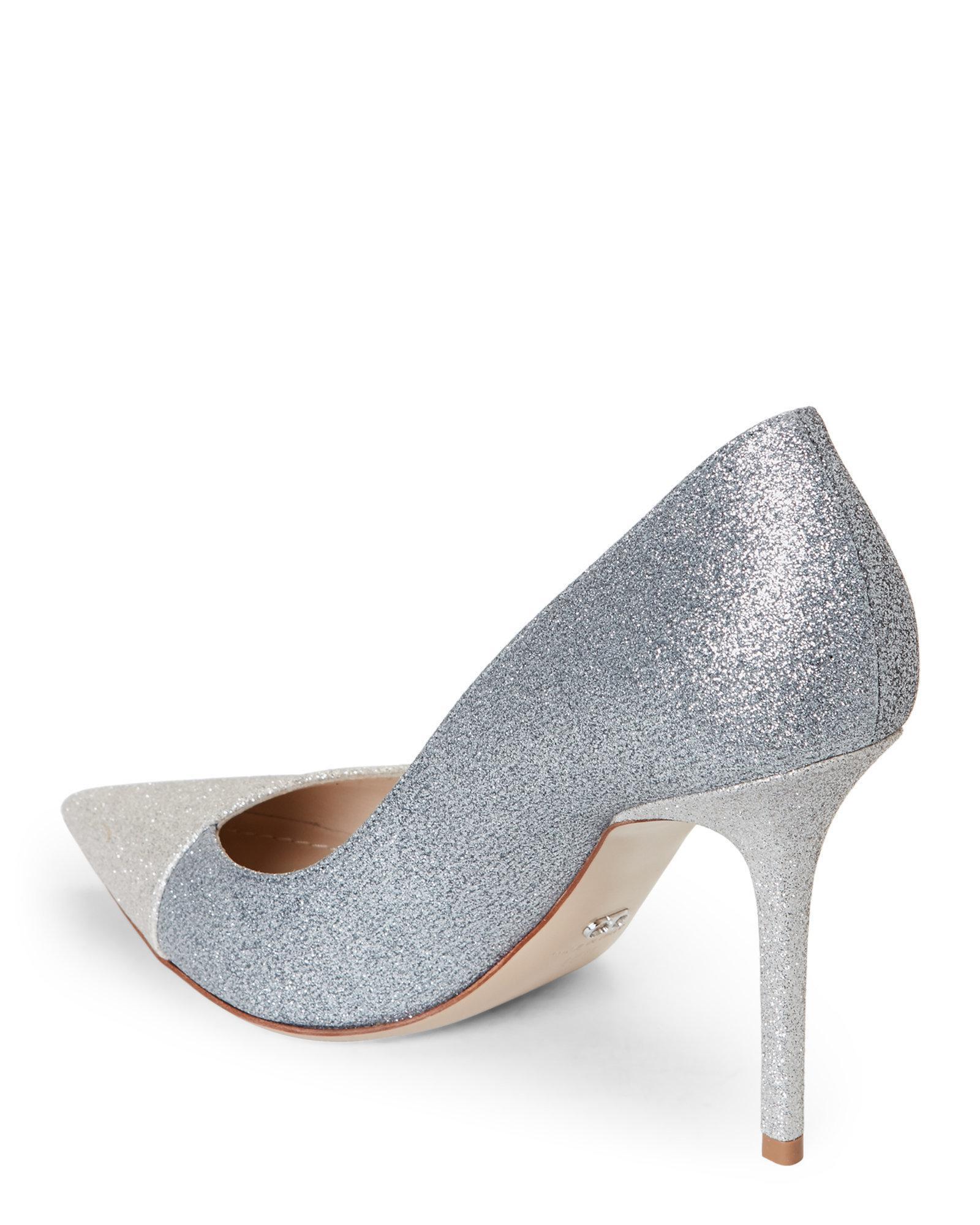 Dior Glitter Heels