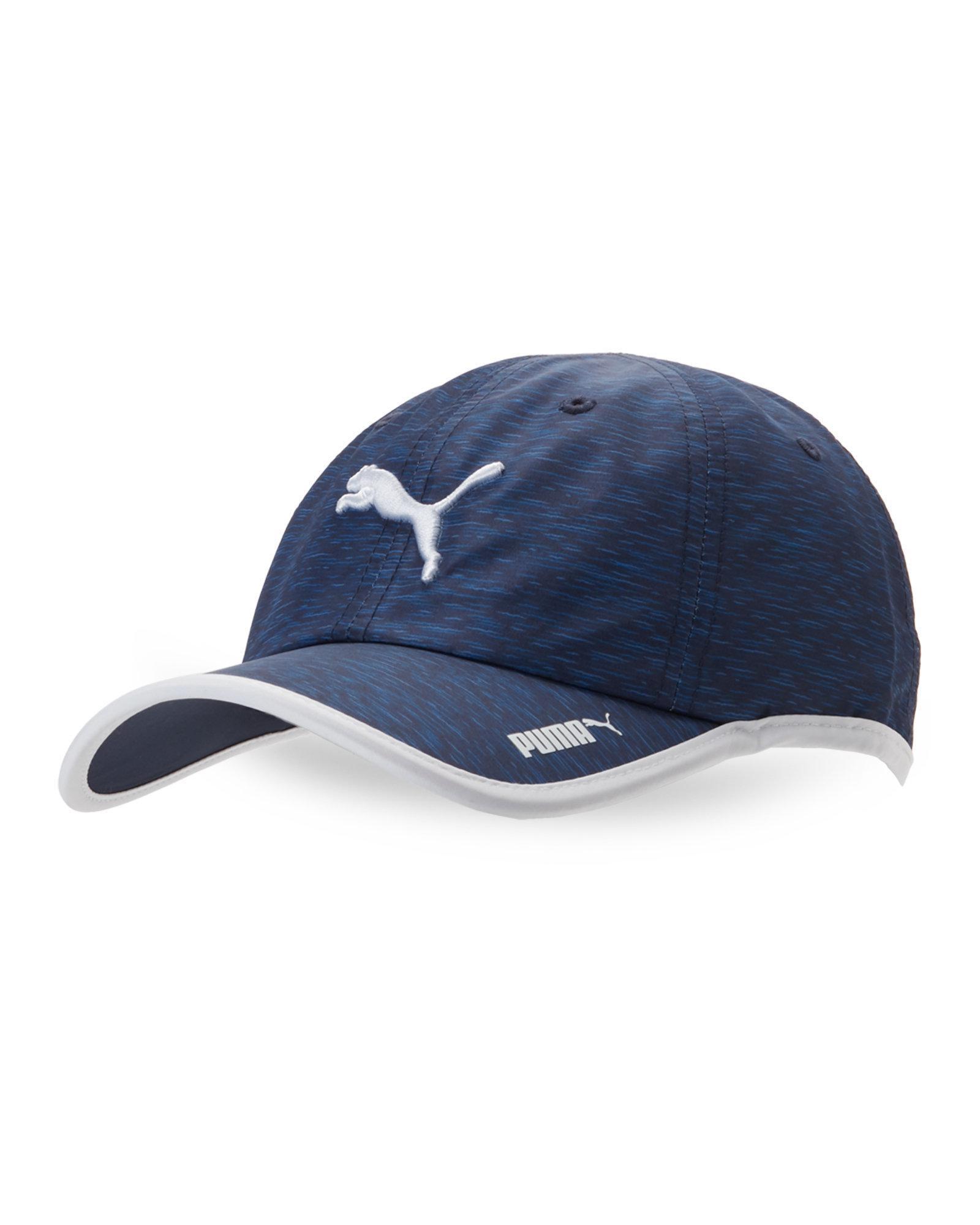 Lyst - PUMA Evercat Taylor Running Cap in Blue d382372a105