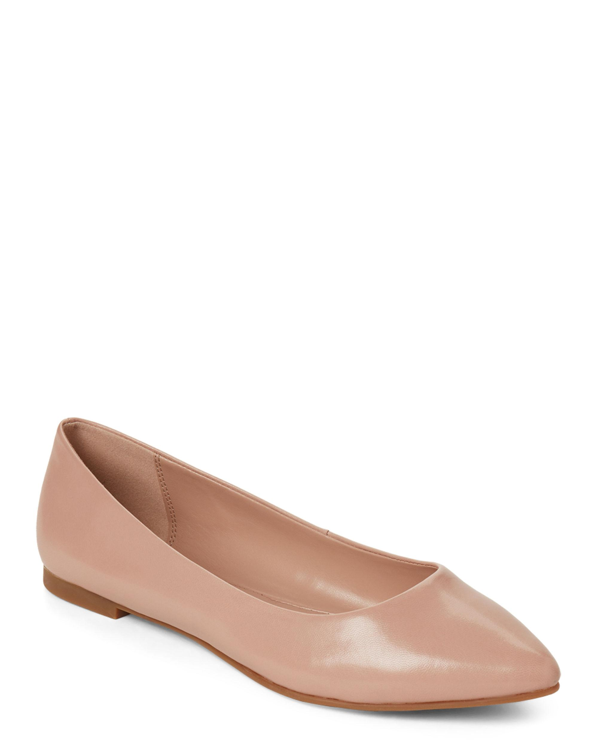 9199d7f5ba50 BCBGeneration. Women s Shell Millie Leather Flats